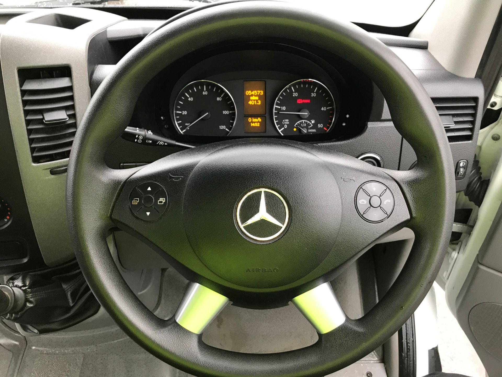 2017 Mercedes-Benz Sprinter 314CDI 13FT DROPSIDE 140PS EURO 6 (KT66UVZ) Image 5