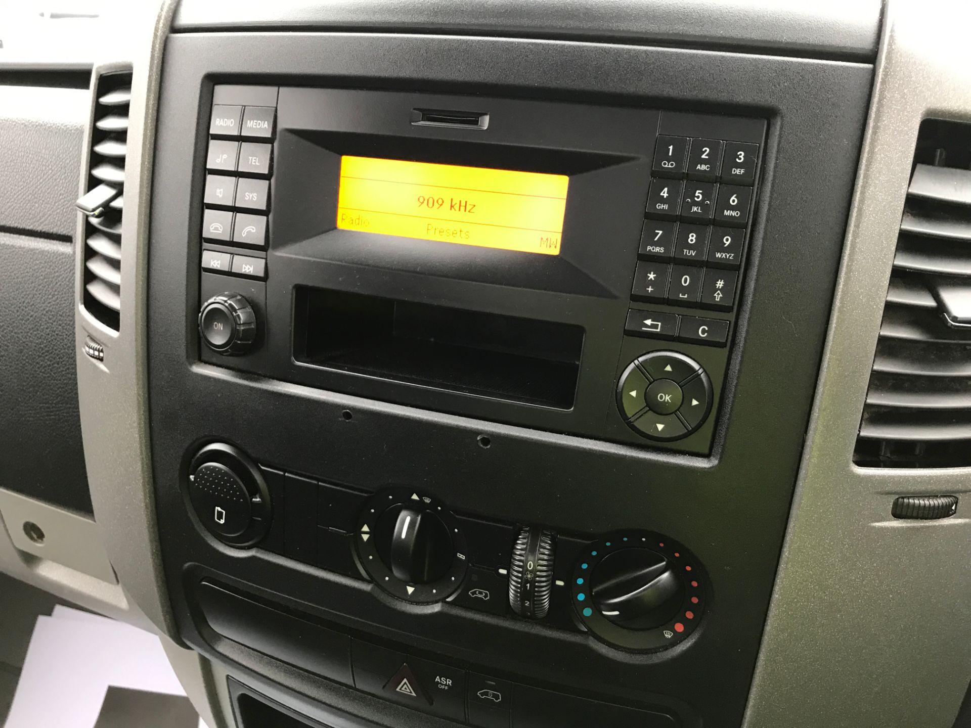 2017 Mercedes-Benz Sprinter 314CDI 13FT DROPSIDE 140PS EURO 6 (KT66UVZ) Image 3