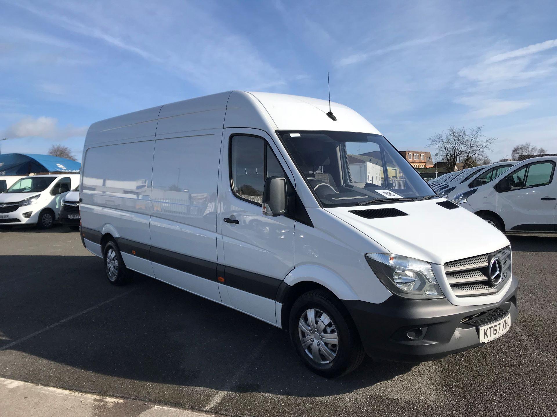 2018 Mercedes-Benz Sprinter  314 LWB H/R VAN EURO 6 (KT67XHC)