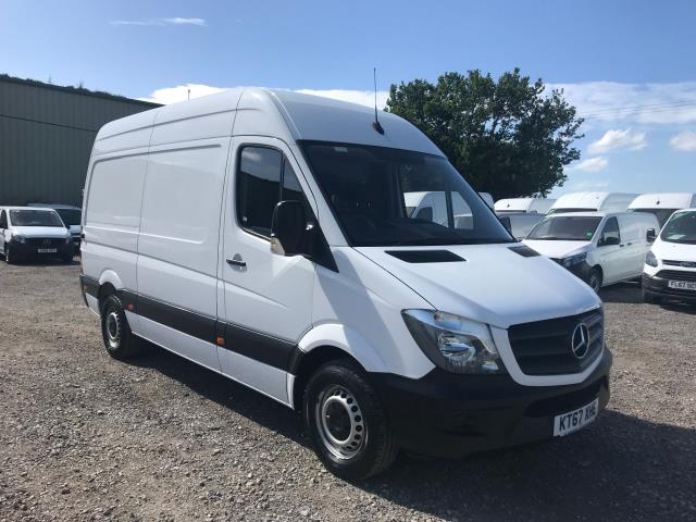 2018 Mercedes-Benz Sprinter 3.5T High Roof Van (KT67XHE)
