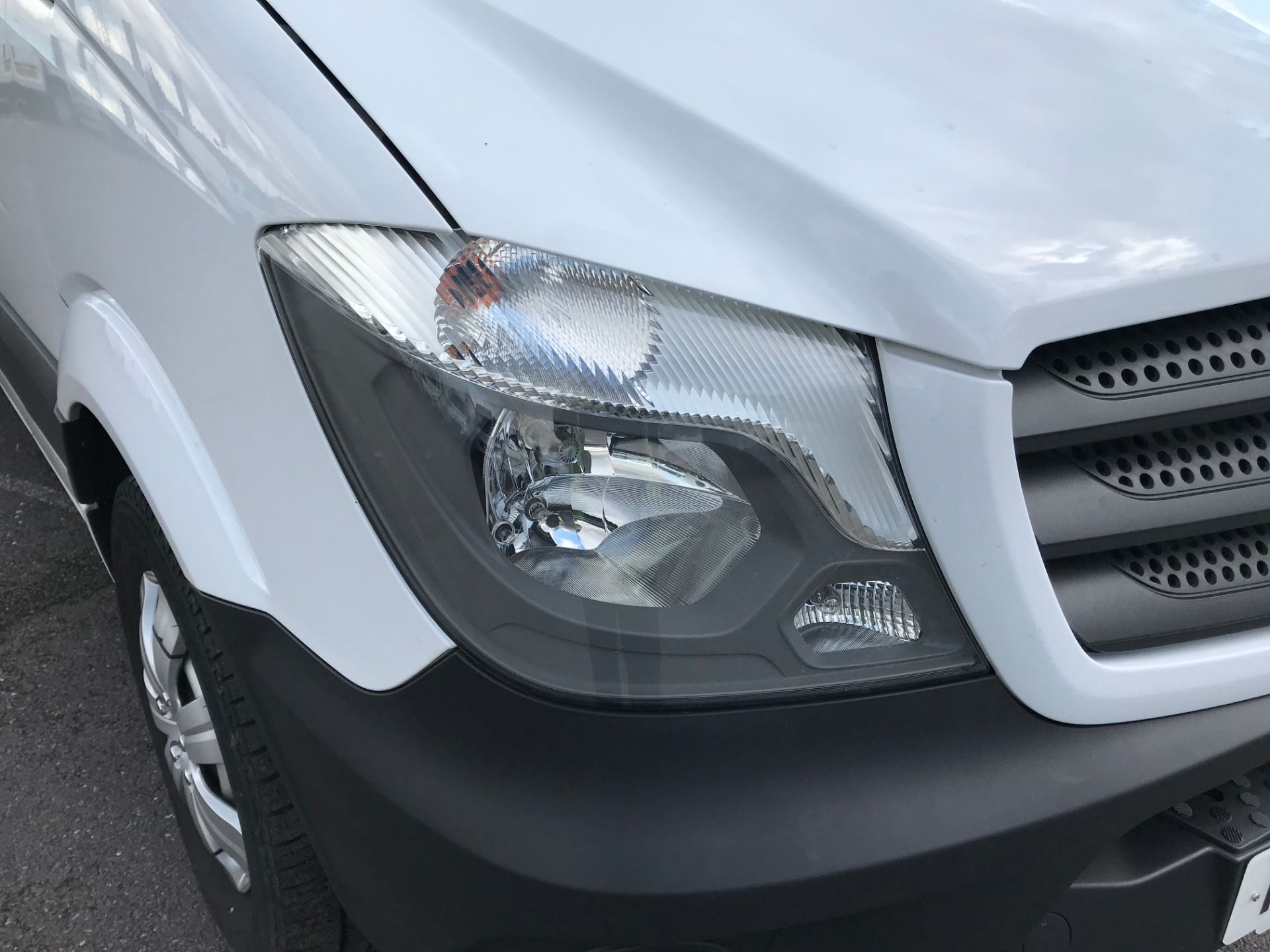 2018 Mercedes-Benz Sprinter  314 LWB H/R VAN EURO 6 (KT67XHN) Image 14