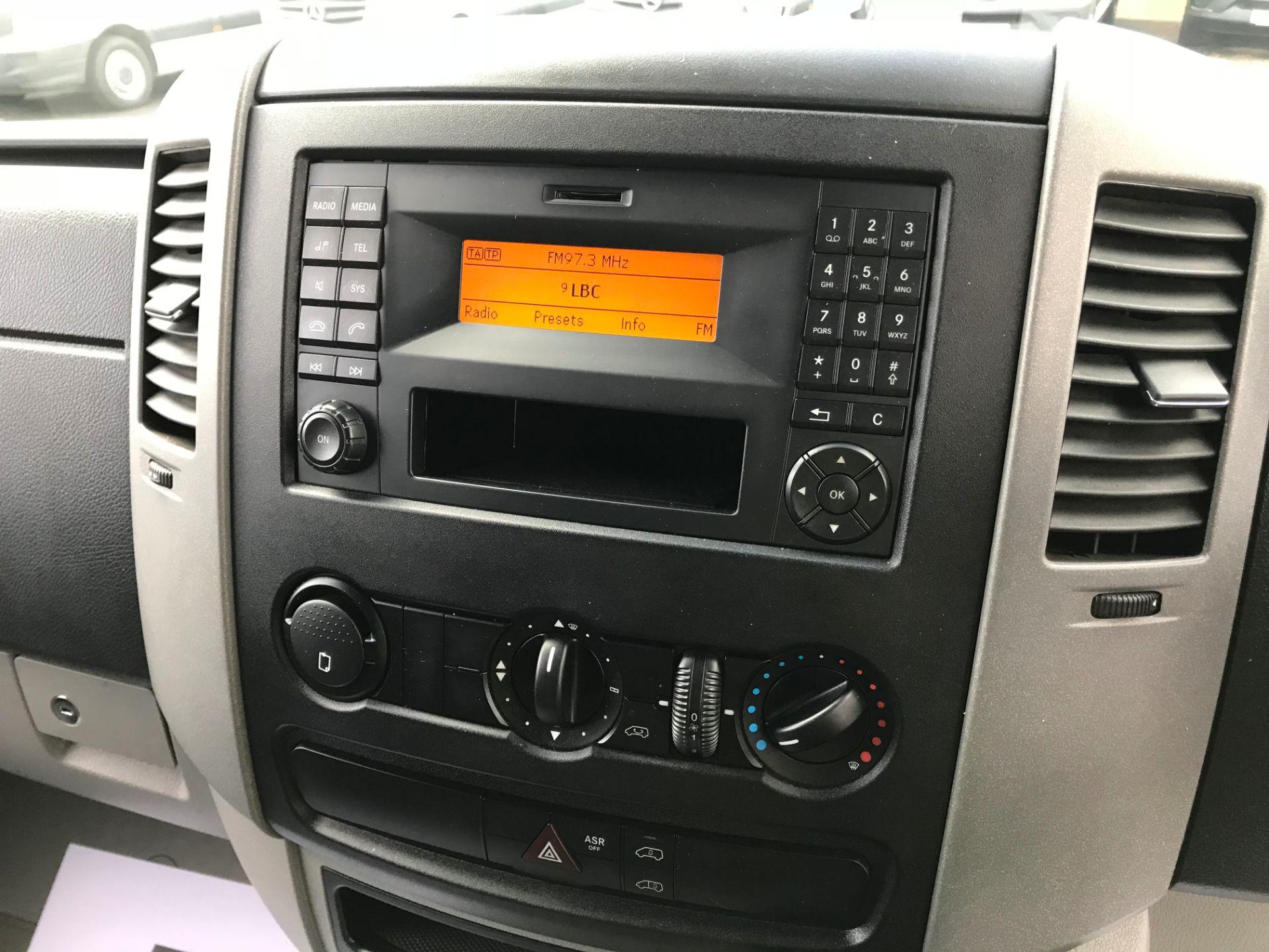 2018 Mercedes-Benz Sprinter  314 LWB H/R VAN EURO 6 (KT67XHN) Image 23