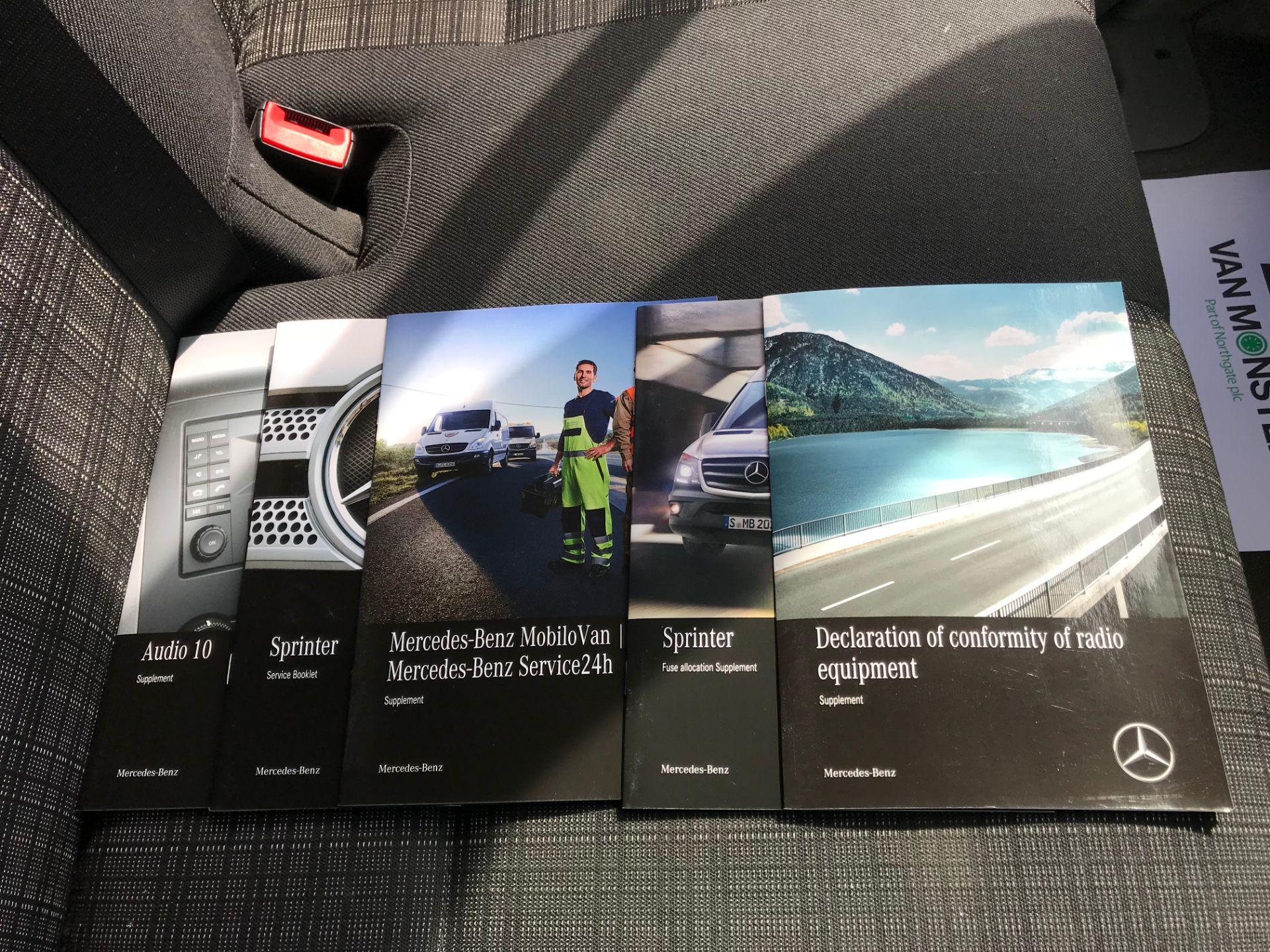 2018 Mercedes-Benz Sprinter  314 LWB H/R VAN EURO 6 (KT67XHN) Image 27