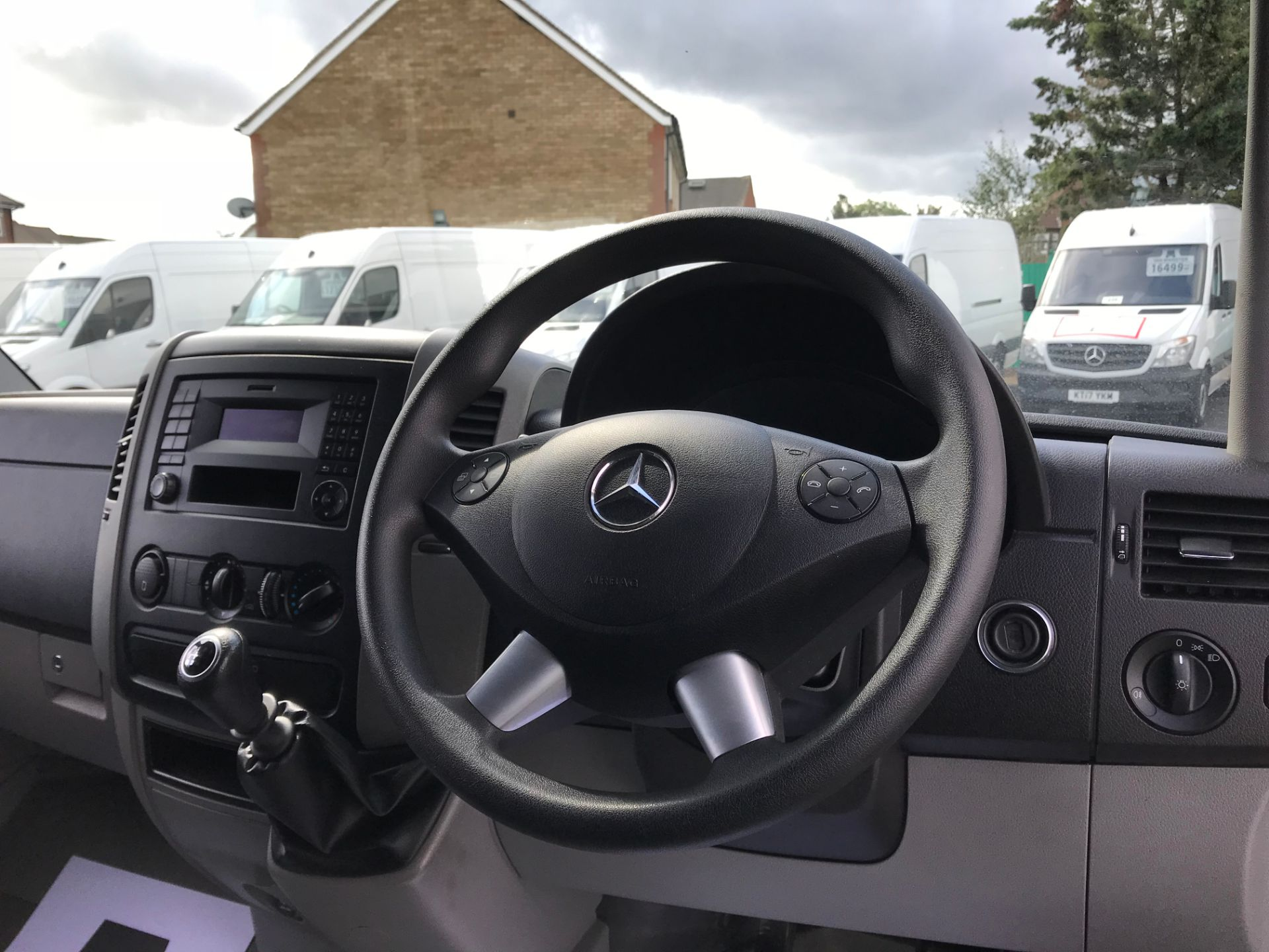 2018 Mercedes-Benz Sprinter  314 LWB H/R VAN EURO 6 (KT67XHN) Image 21