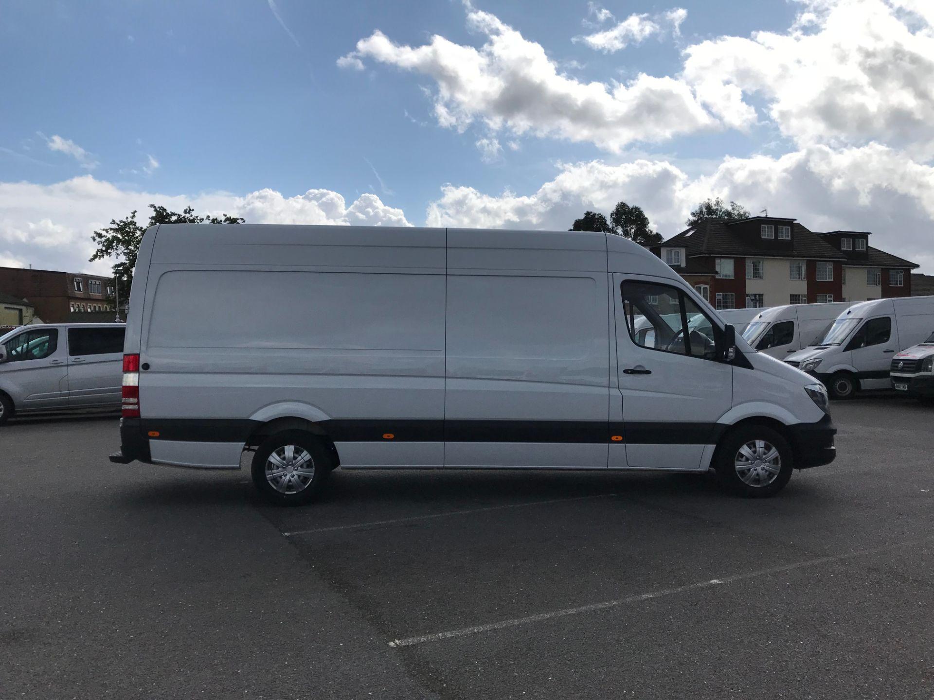 2018 Mercedes-Benz Sprinter  314 LWB H/R VAN EURO 6 (KT67XHN) Image 8