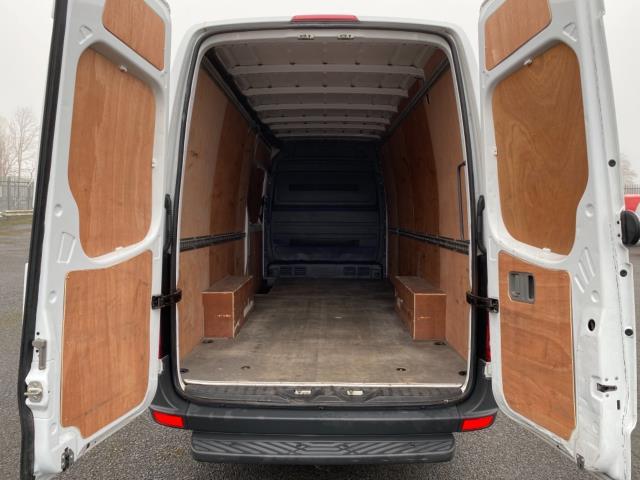 2018 Mercedes-Benz Sprinter 3.5T High Roof Van (KT67XJE) Image 12