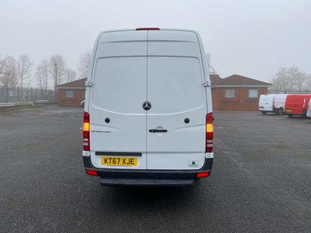 2018 Mercedes-Benz Sprinter 3.5T High Roof Van (KT67XJE) Image 6