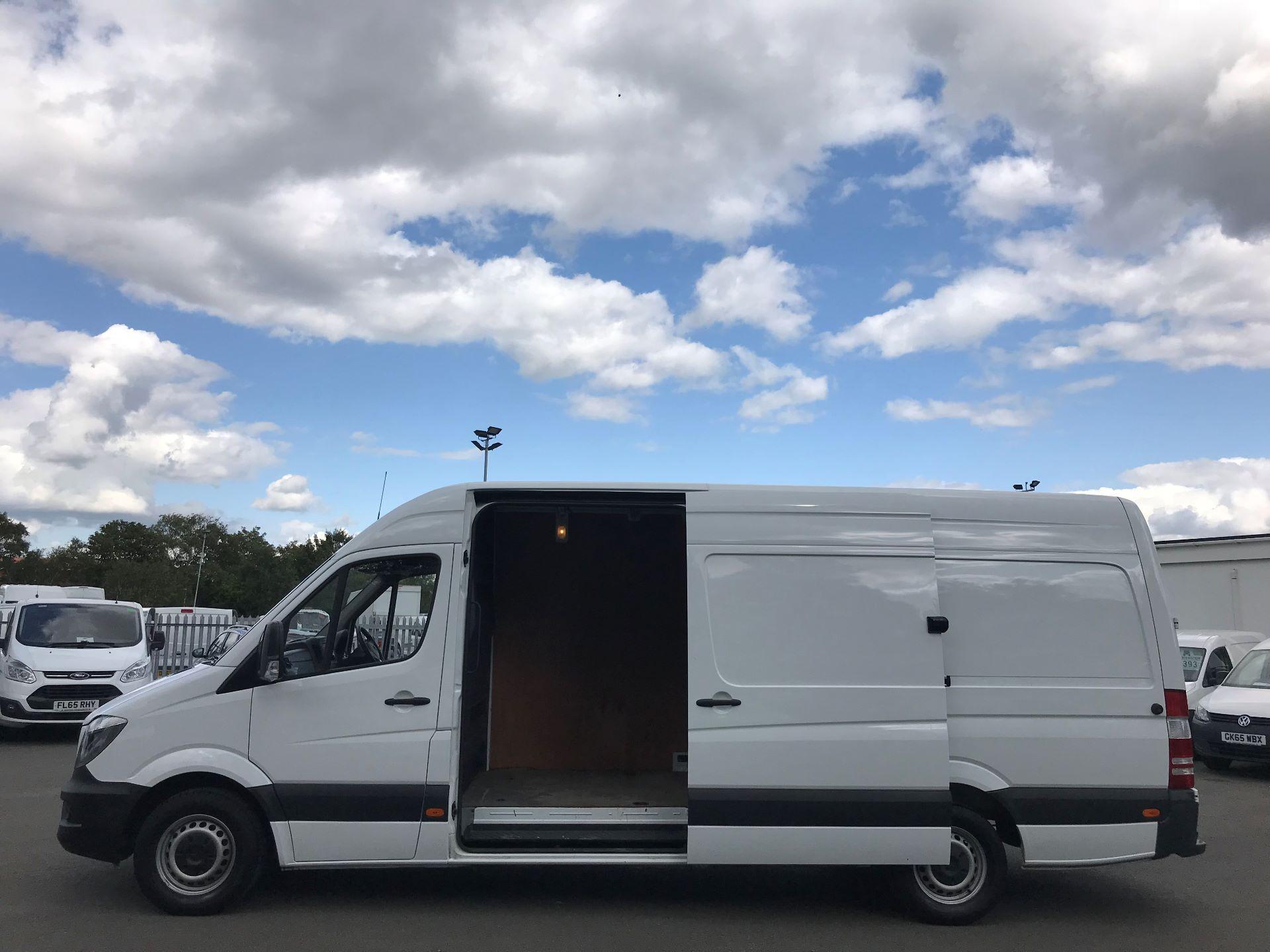 2018 Mercedes-Benz Sprinter  314 LWB H/R VAN EURO 6 (KT67XJF) Image 10