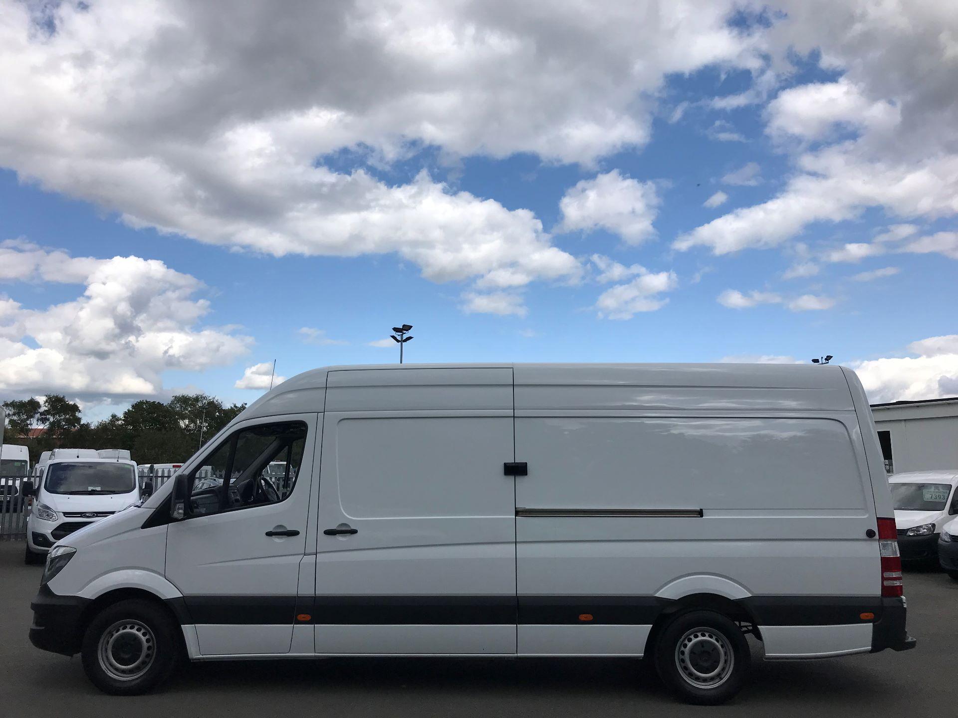 2018 Mercedes-Benz Sprinter  314 LWB H/R VAN EURO 6 (KT67XJF) Image 9
