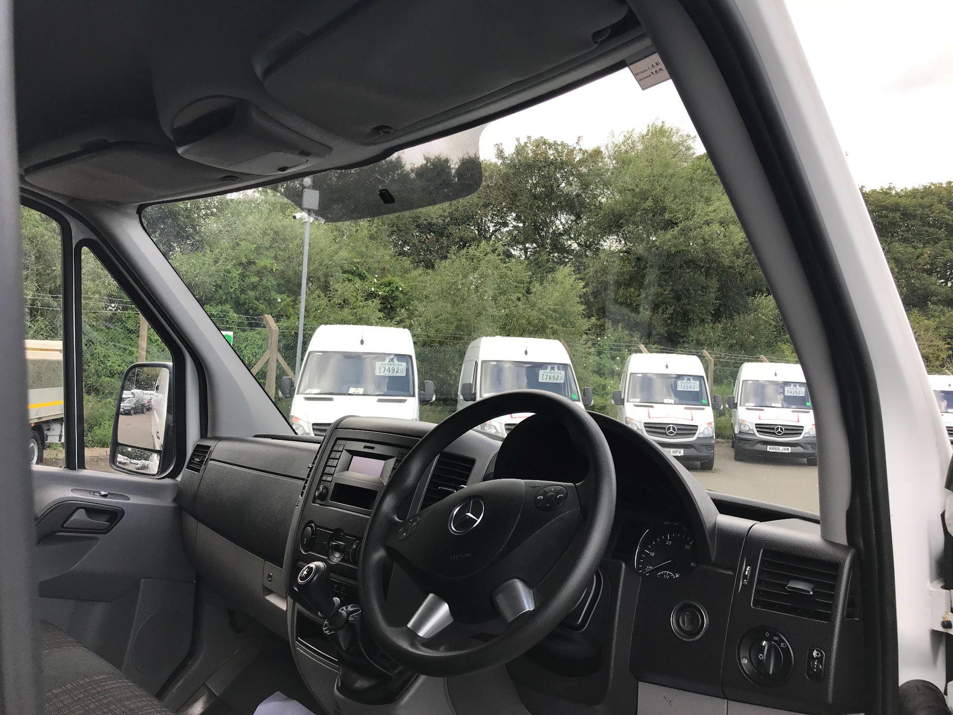 2018 Mercedes-Benz Sprinter  314 LWB H/R VAN EURO 6 (KT67XJF) Image 18