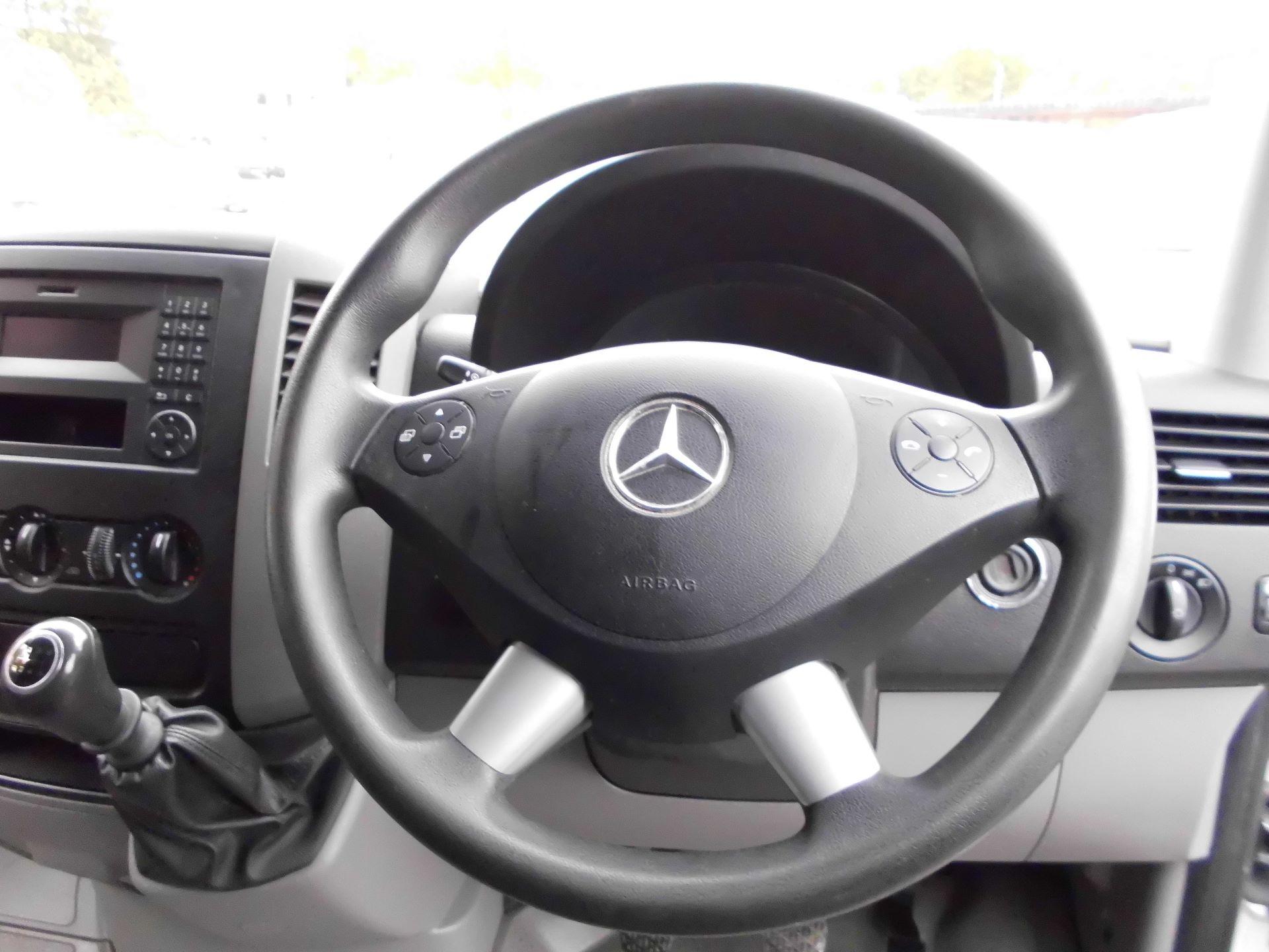 2018 Mercedes-Benz Sprinter  314 LWB H/R VAN EURO 6 (KT67XKS) Image 9