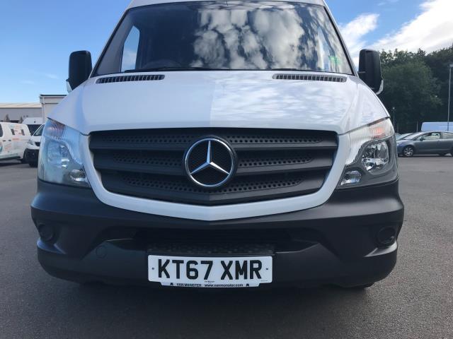 2018 Mercedes-Benz Sprinter 314 MWB H/R VAN EURO 6 (KT67XMR) Image 11