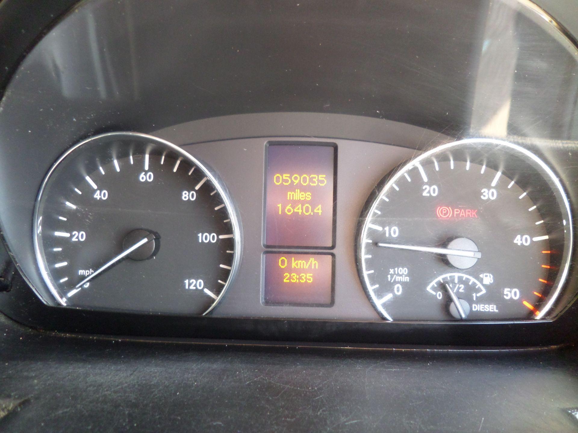 2018 Mercedes-Benz Sprinter 314 CDI  MWB Euro 6 (KT67XPA) Image 13