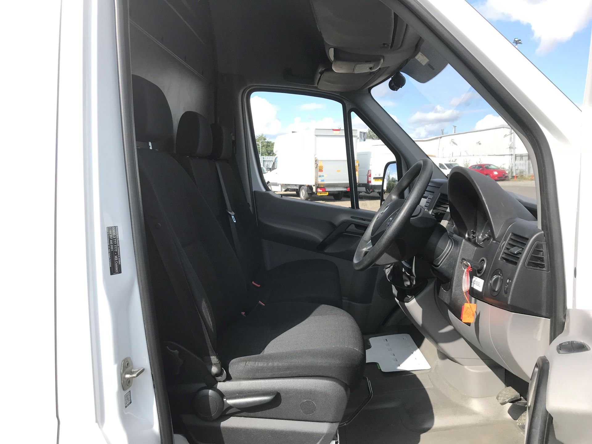 2018 Mercedes-Benz Sprinter  314 LWB H/R VAN EURO 6 (KT67XPL) Image 11