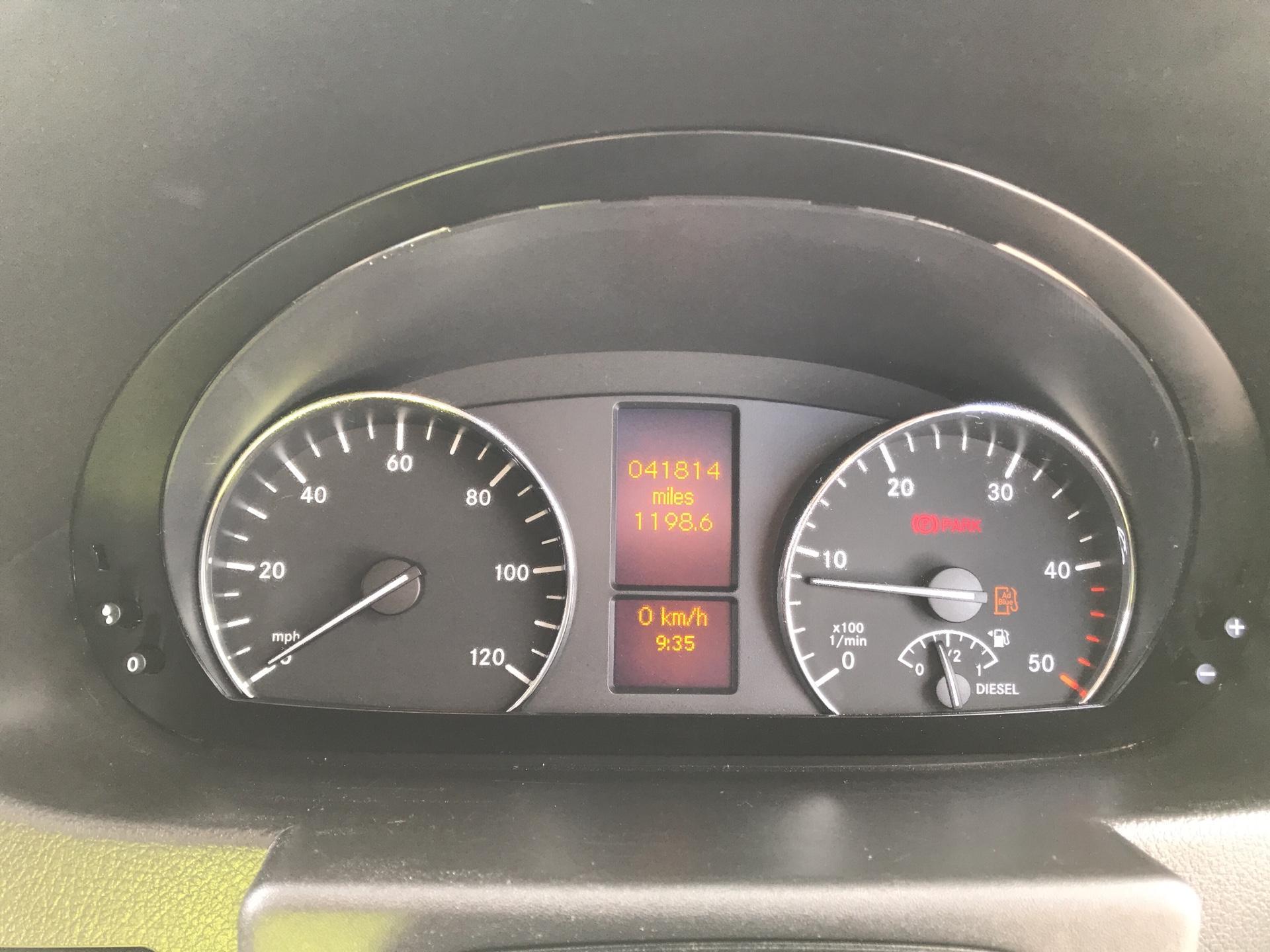 2018 Mercedes-Benz Sprinter 314 LWB H/R VAN EURO 6 (KT67XRF) Image 13