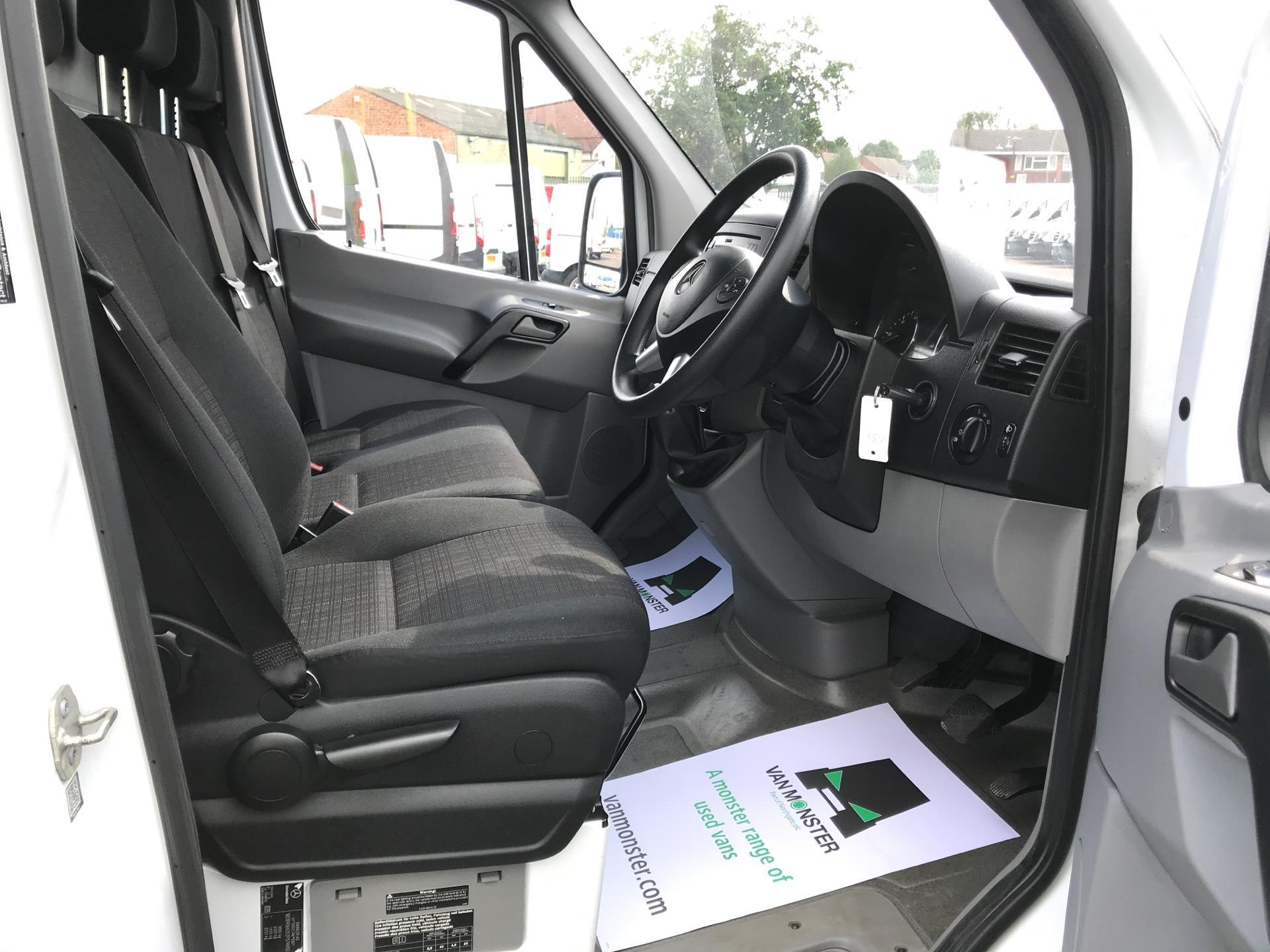 2018 Mercedes-Benz Sprinter 314 LWB H/R VAN EURO 6 (KT67XRF) Image 9