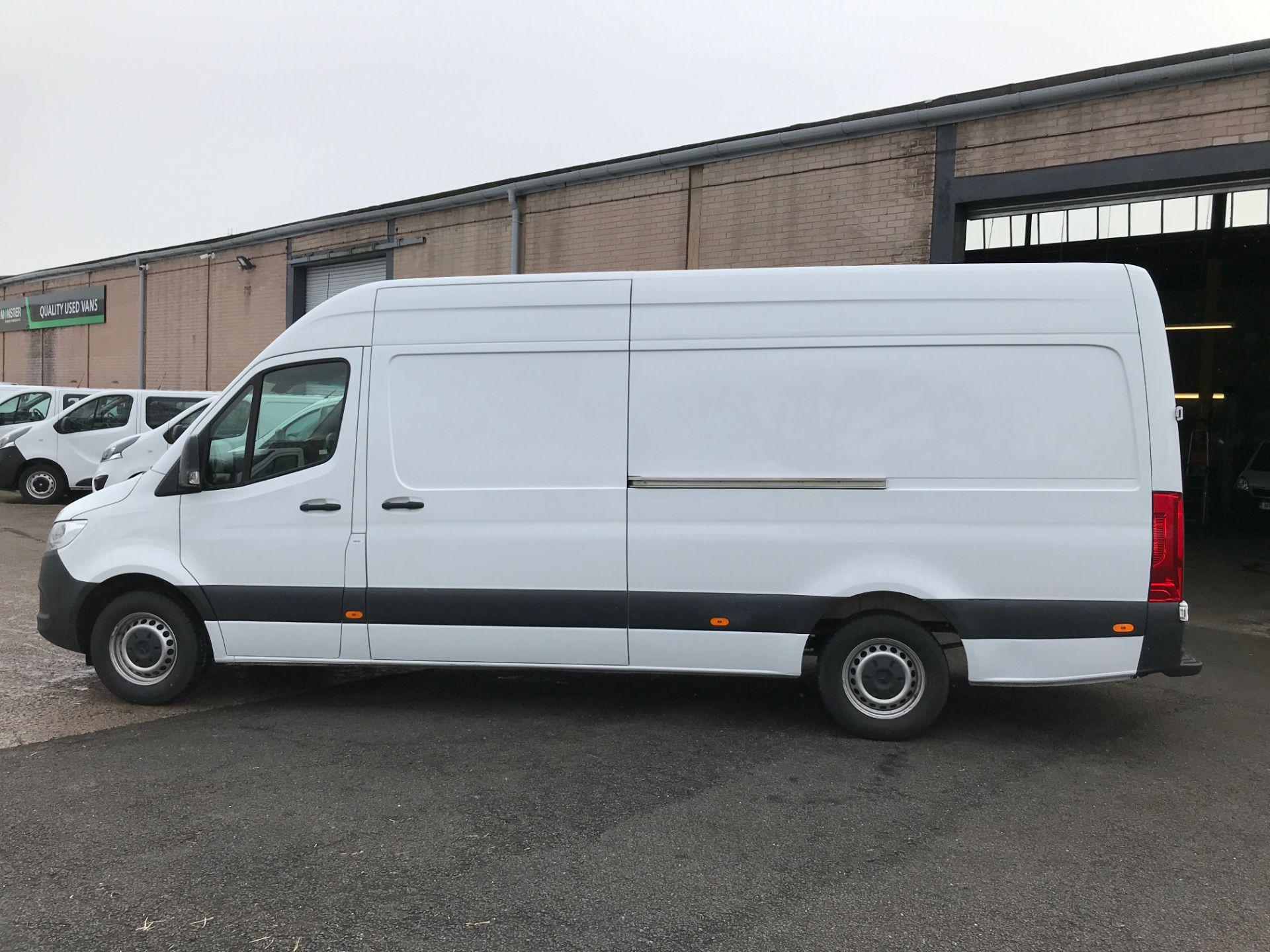 2018 Mercedes-Benz Sprinter 314CDI L3 H2 140PS EURO 6 (KT68AAN) Image 11