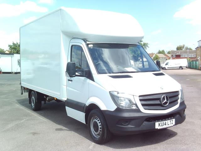 2014 Mercedes-Benz Sprinter  313 LWB LONG LUTON EURO 5 (KU14LTZ)