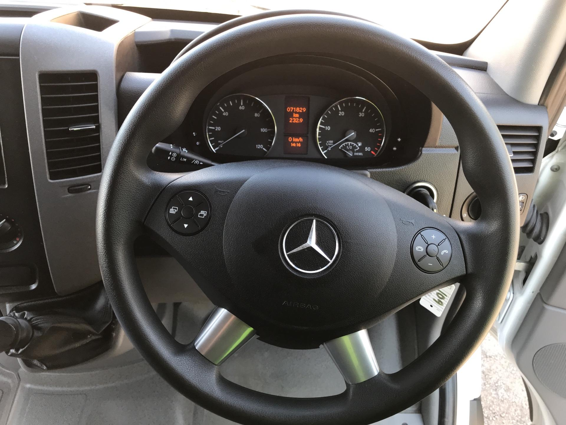 2016 Mercedes-Benz Sprinter 314 LWB 3.5T High Roof Van EURO 6 (KU16GXG) Image 12