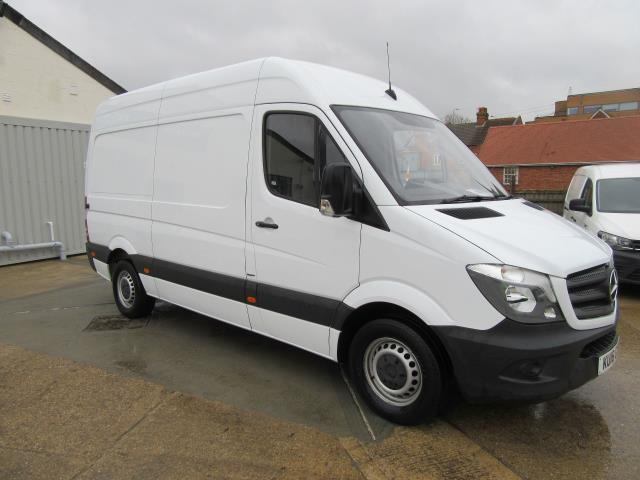 2016 Mercedes-Benz Sprinter  314 MWB VAN - HIGH ROOF EURO 6 (KU16GYJ)