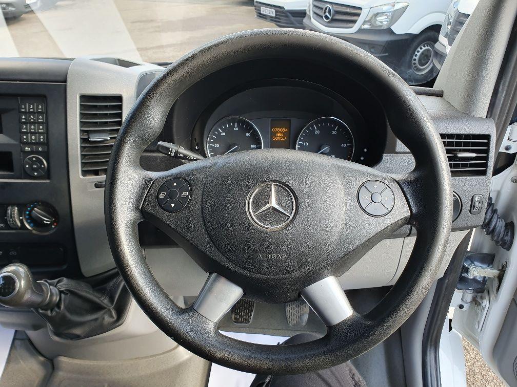 2016 Mercedes-Benz Sprinter  314 MWB VAN EURO 6 (KU16GZM) Image 10