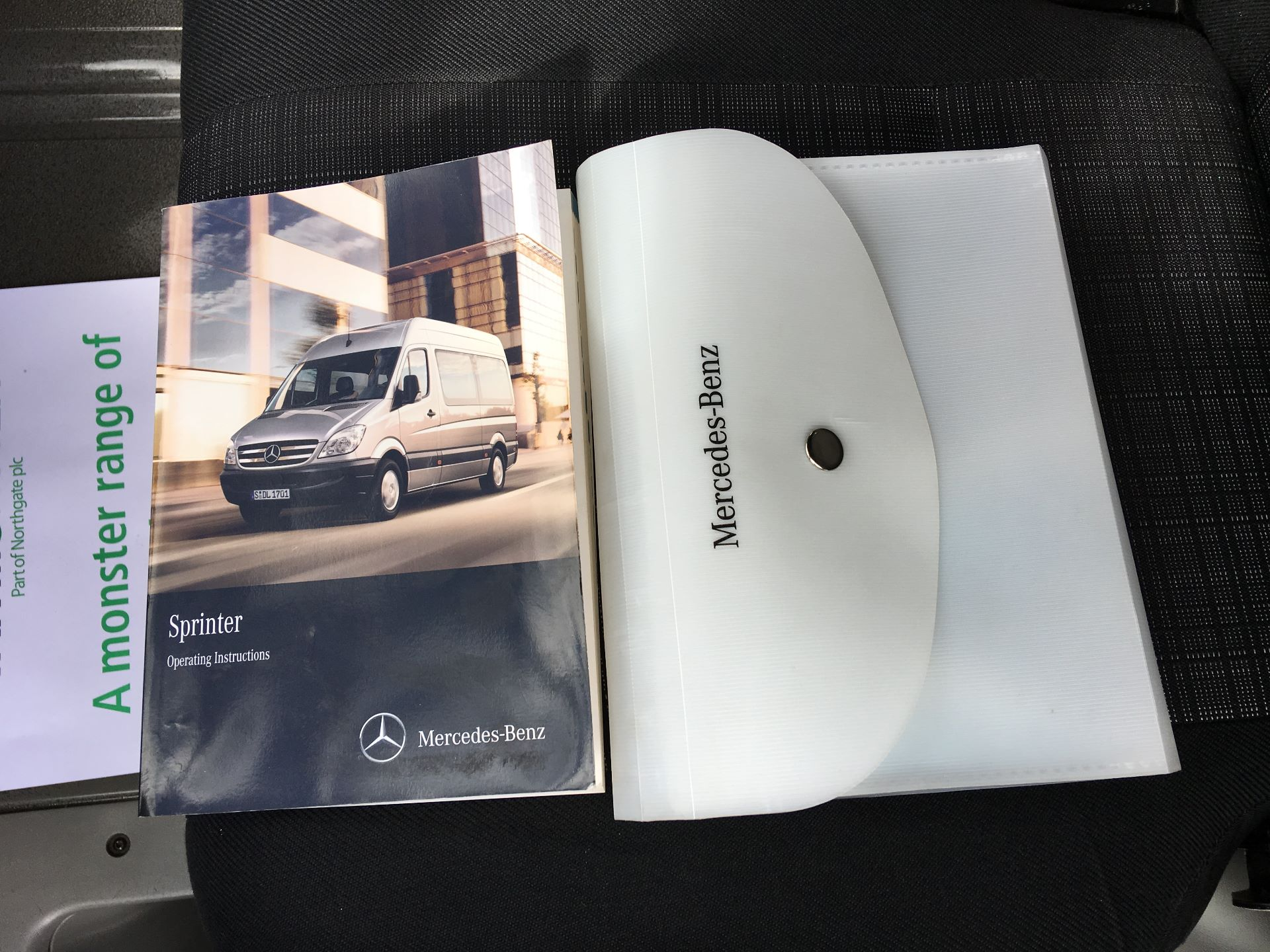 2016 Mercedes-Benz Sprinter 314 CDI MWB HIGH ROOF VAN EURO 6 (KU16MVN) Image 21