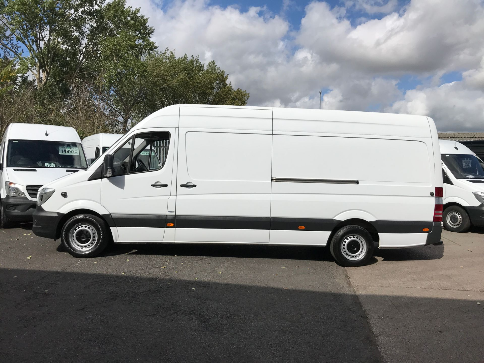 2016 Mercedes-Benz Sprinter 314CDI LWB HIGH ROOF 140PS EURO 6 (KU16MVP) Image 11