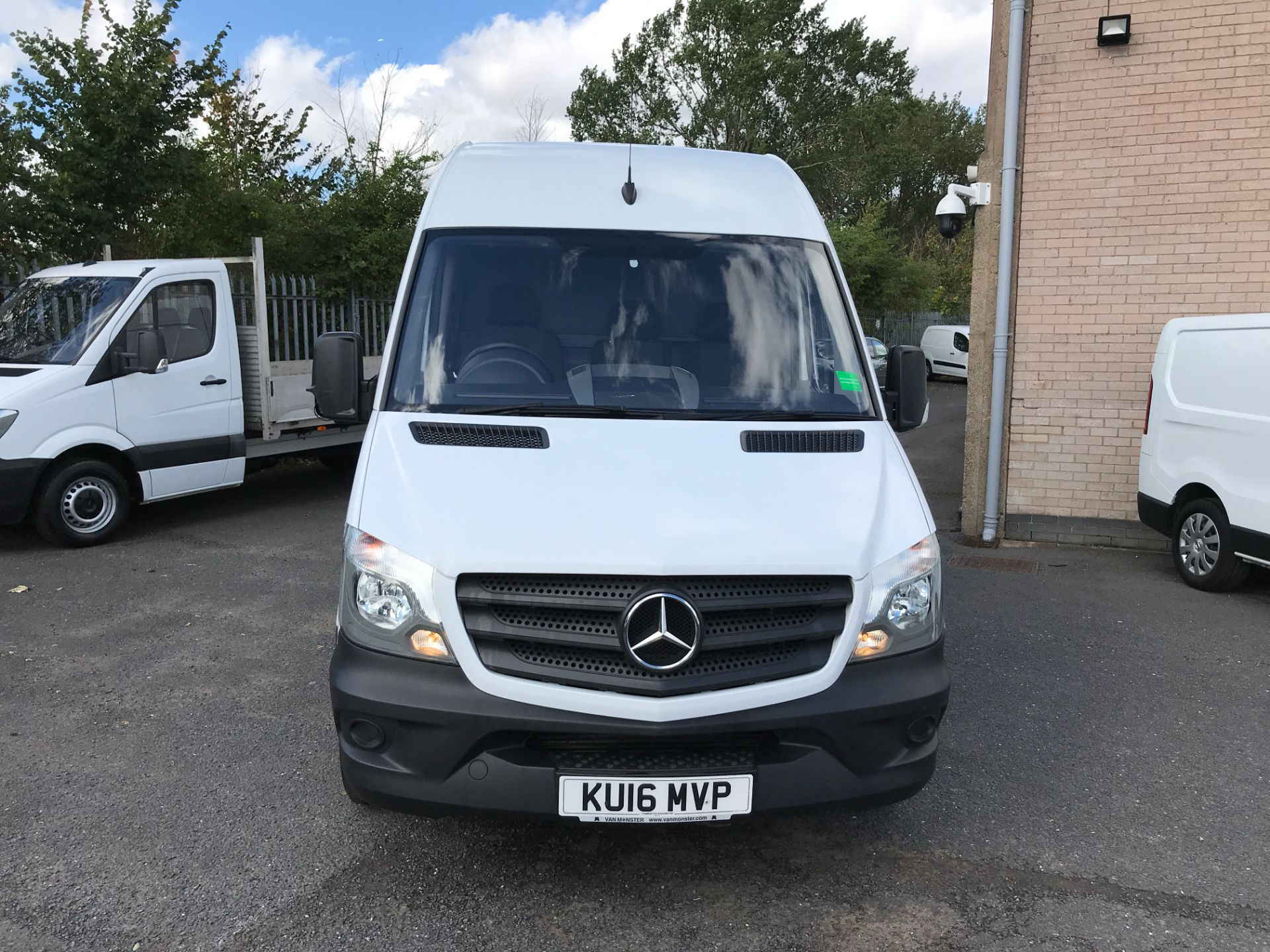 2016 Mercedes-Benz Sprinter 314CDI LWB HIGH ROOF 140PS EURO 6 (KU16MVP) Image 14