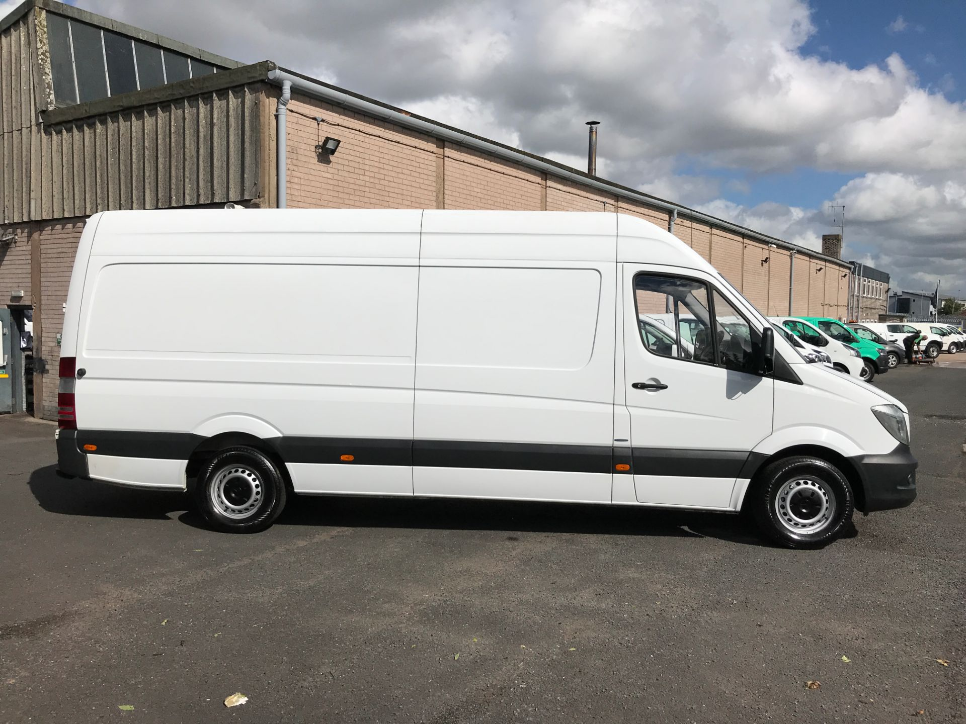 2016 Mercedes-Benz Sprinter 314CDI LWB HIGH ROOF 140PS EURO 6 (KU16MVP) Image 7