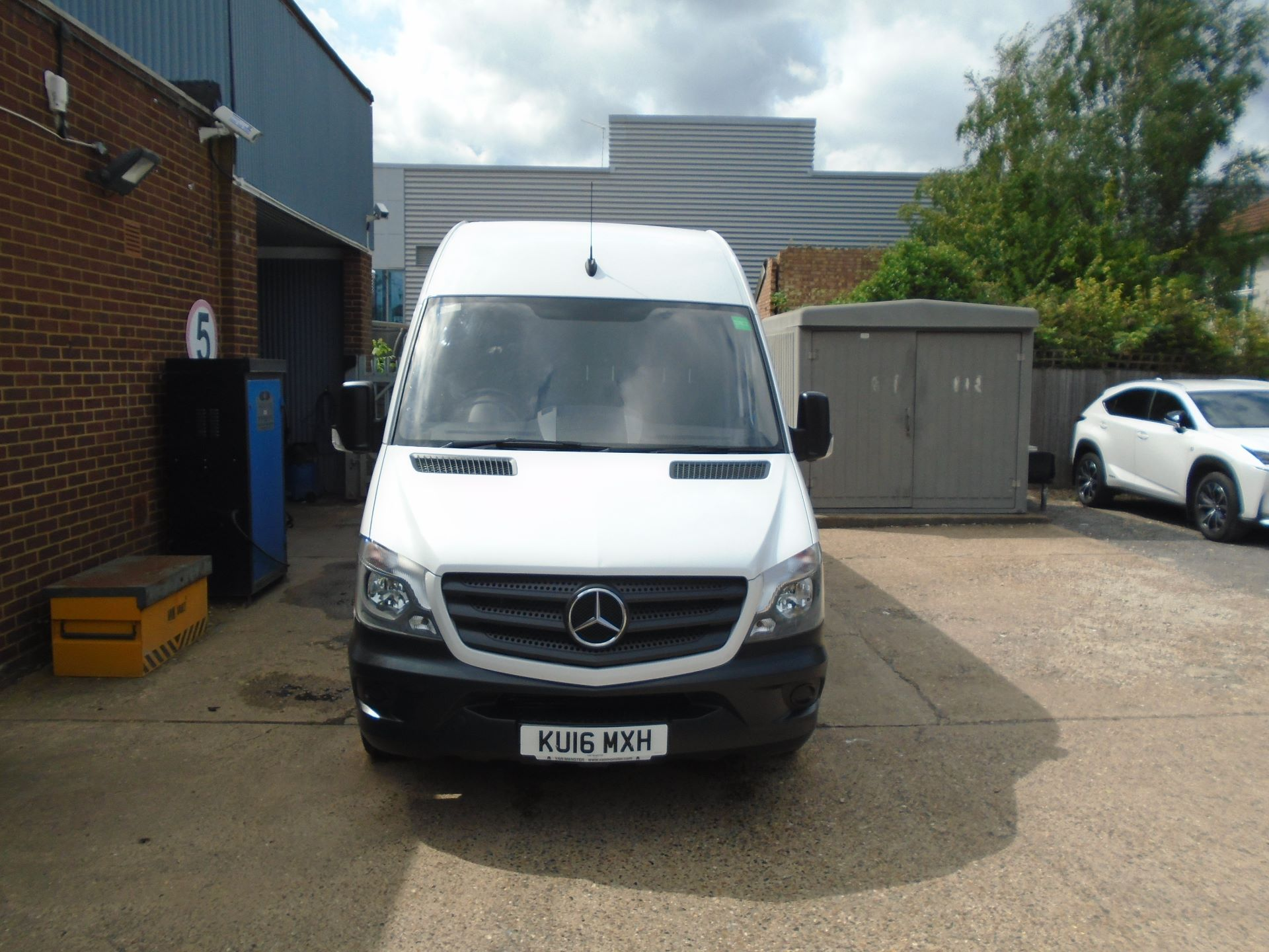 2016 Mercedes-Benz Sprinter 3.5T High Roof Van EURO 5 (KU16MXH) Thumbnail 6