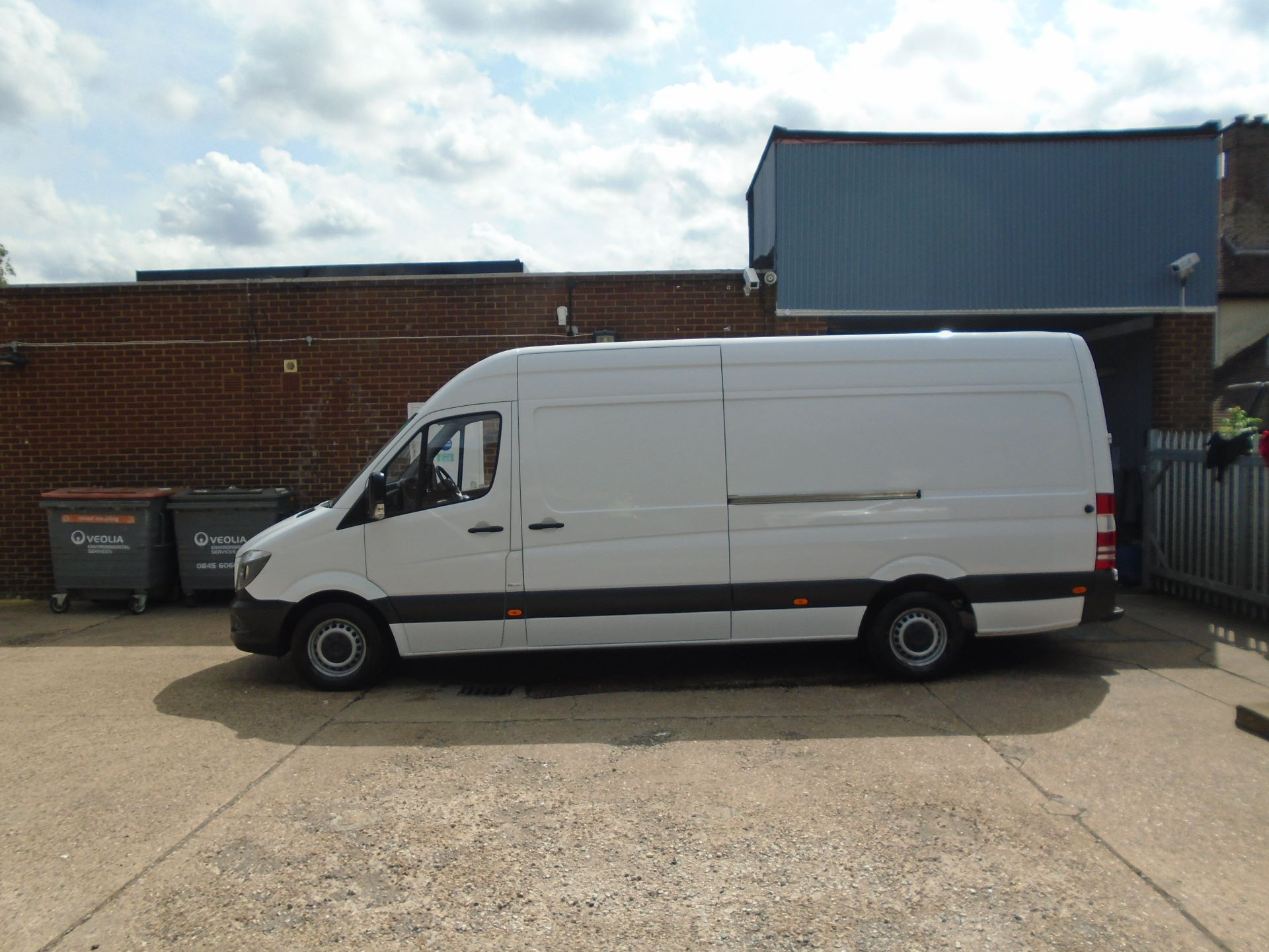 2016 Mercedes-Benz Sprinter 3.5T High Roof Van EURO 5 (KU16MXH) Image 8