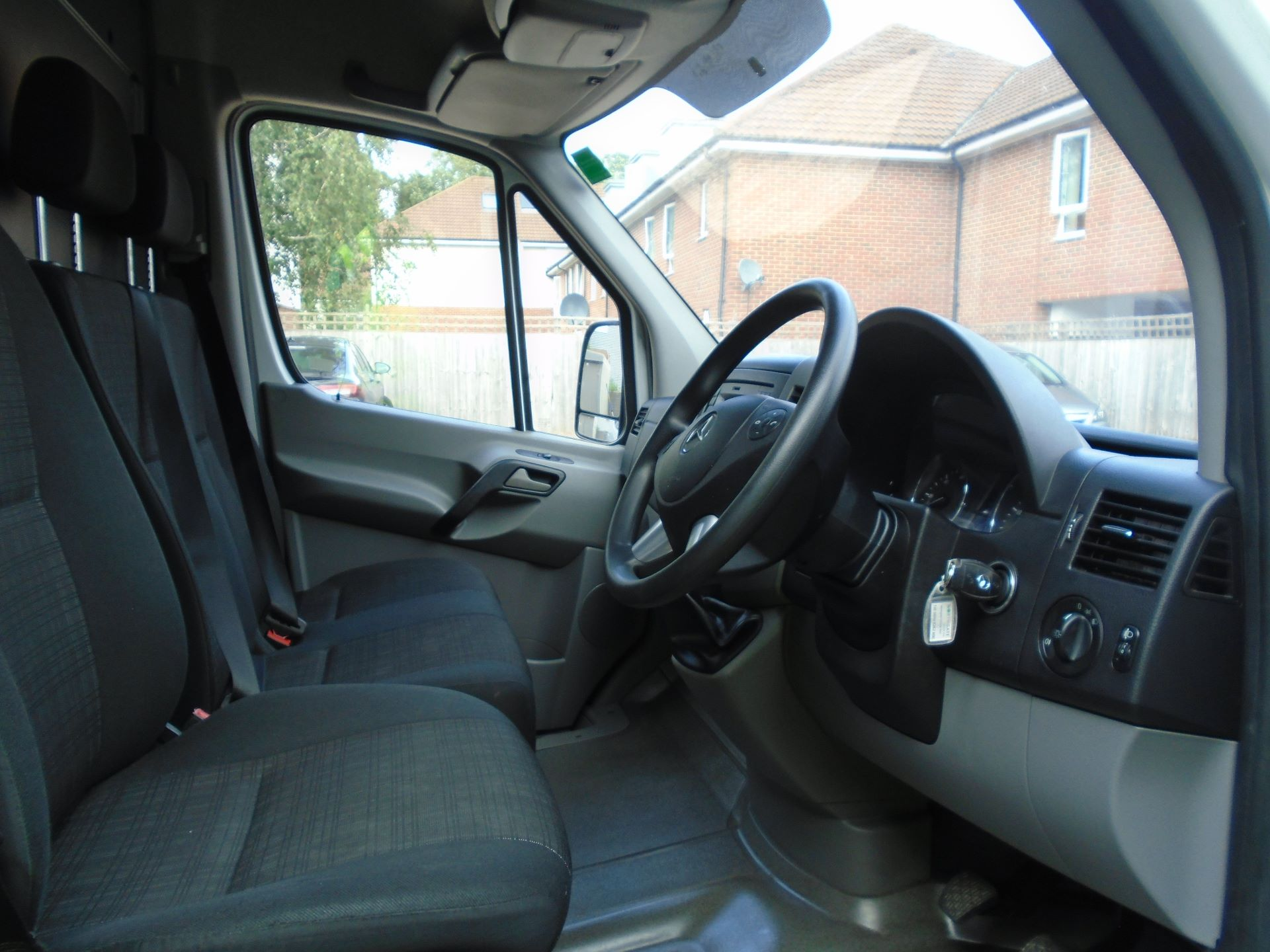 2016 Mercedes-Benz Sprinter 3.5T High Roof Van EURO 5 (KU16MXH) Image 10
