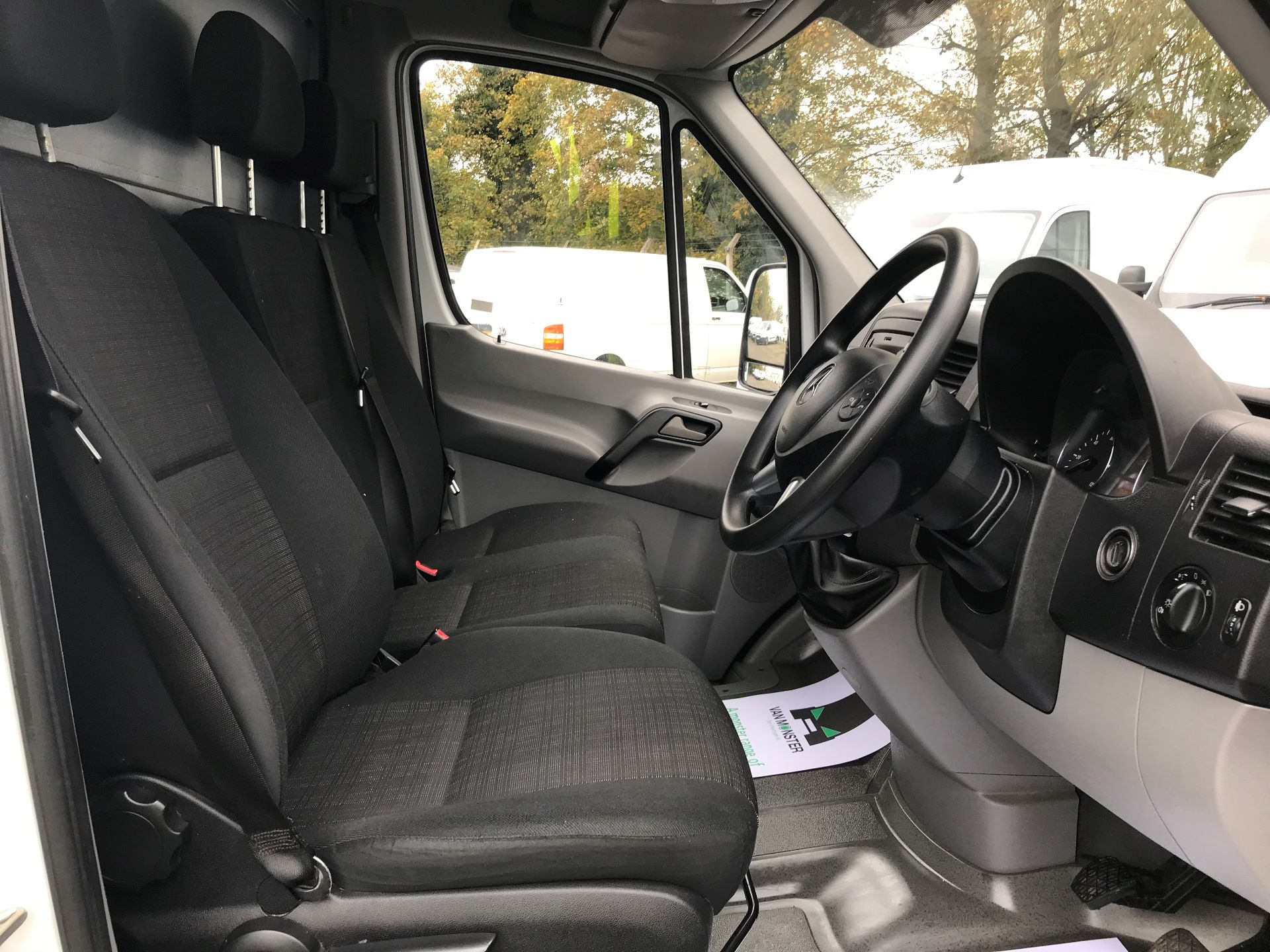 2016 Mercedes-Benz Sprinter 314 MWB H/R VAN EURO 6 (KU16SVS) Image 23