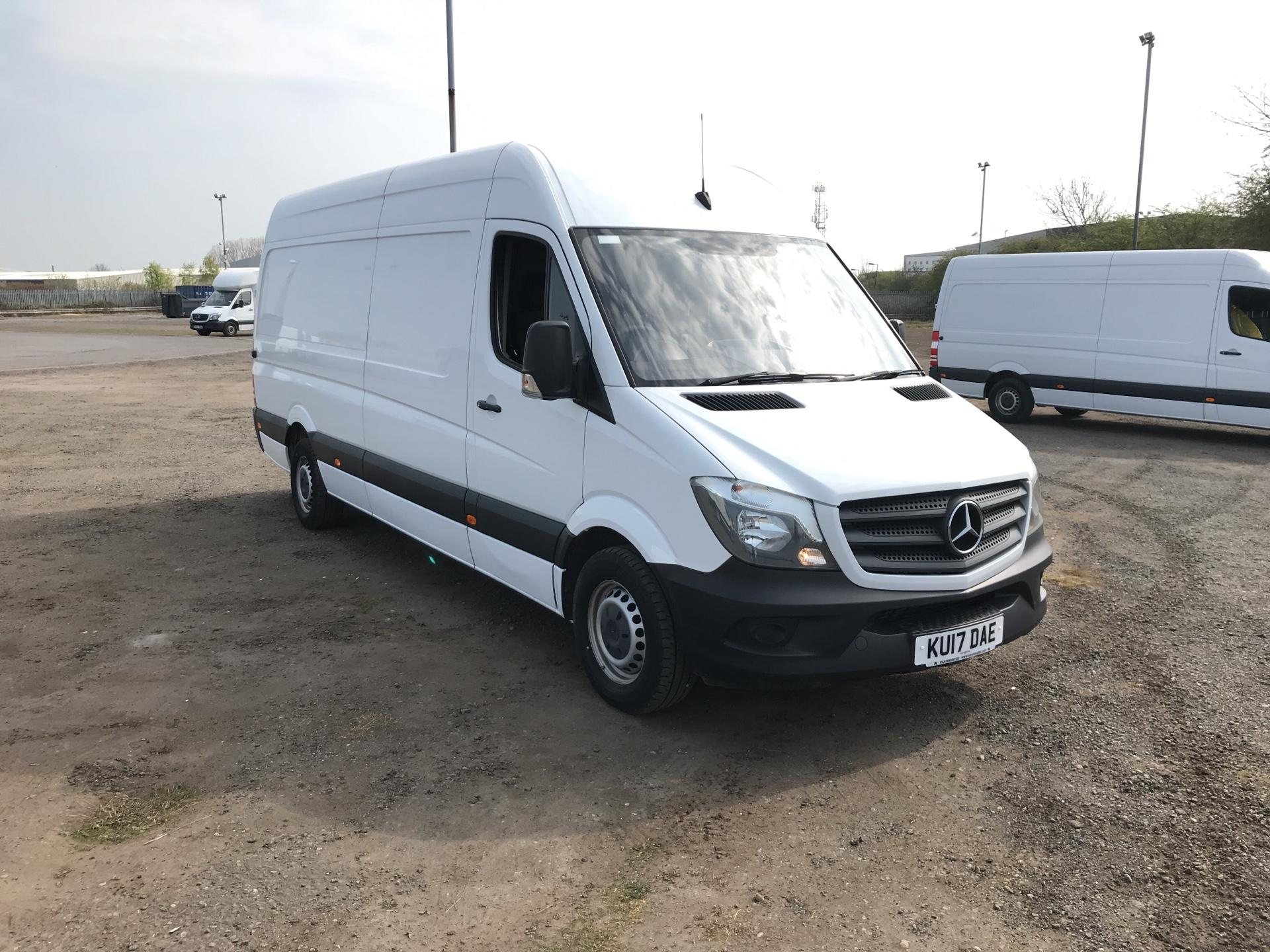 2017 Mercedes-Benz Sprinter  314 LWB 3.5T HIGH ROOF VAN EURO 6 (KU17DAE)