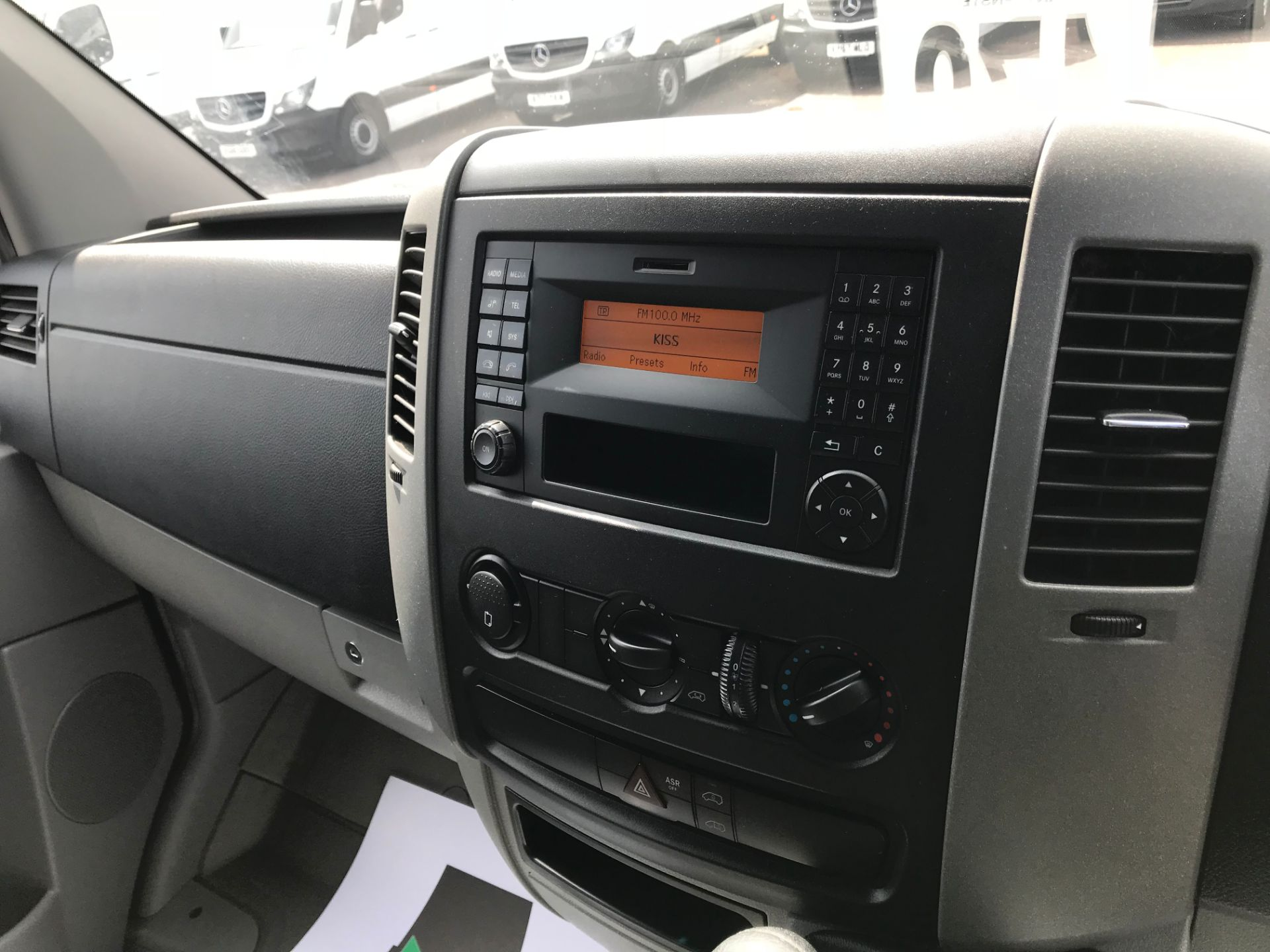2017 Mercedes-Benz Sprinter  314 LWB H/R VAN EURO 6 (KU17DBC) Image 23