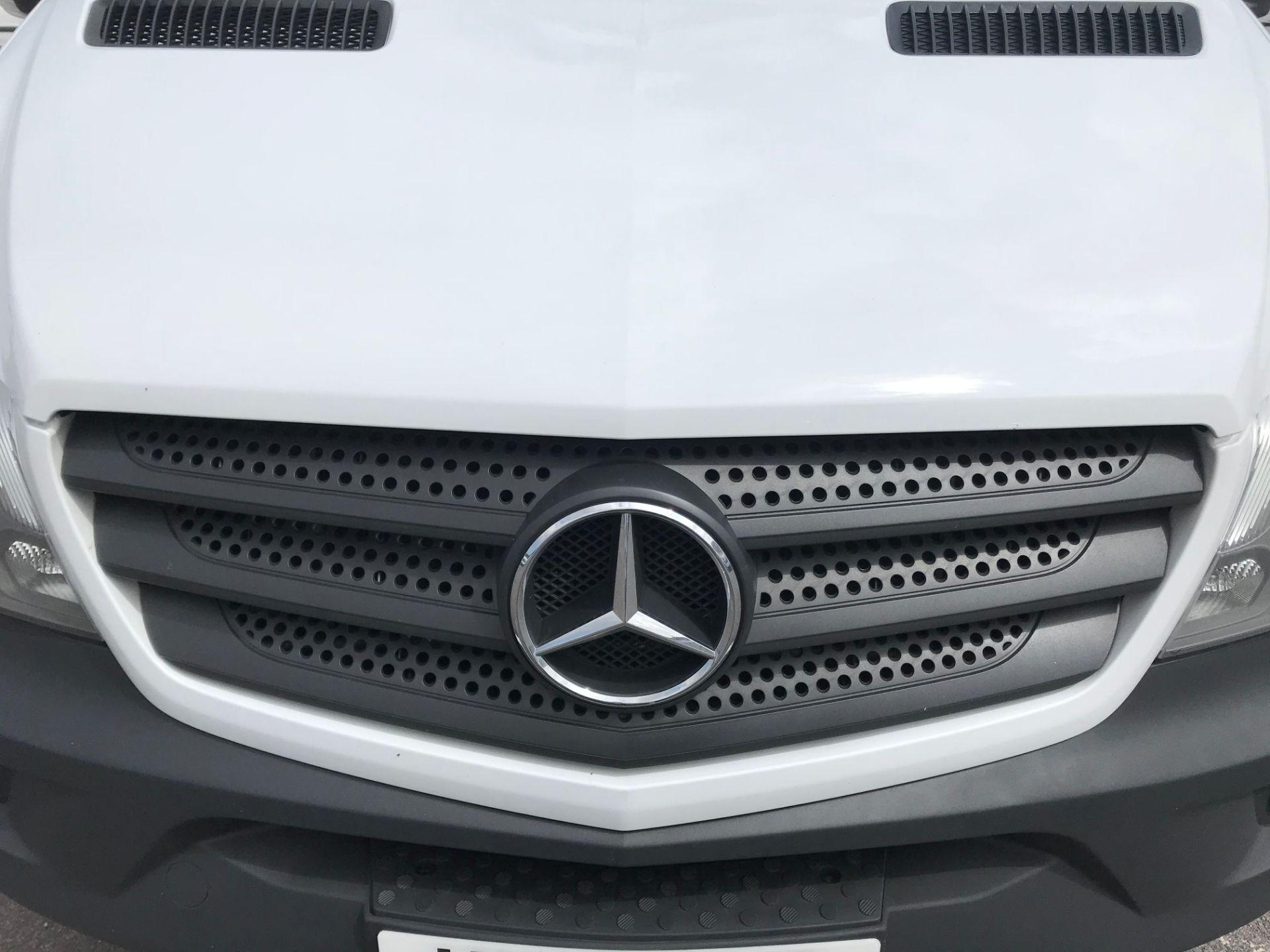 2017 Mercedes-Benz Sprinter  314 LWB H/R VAN EURO 6 (KU17DBC) Image 12