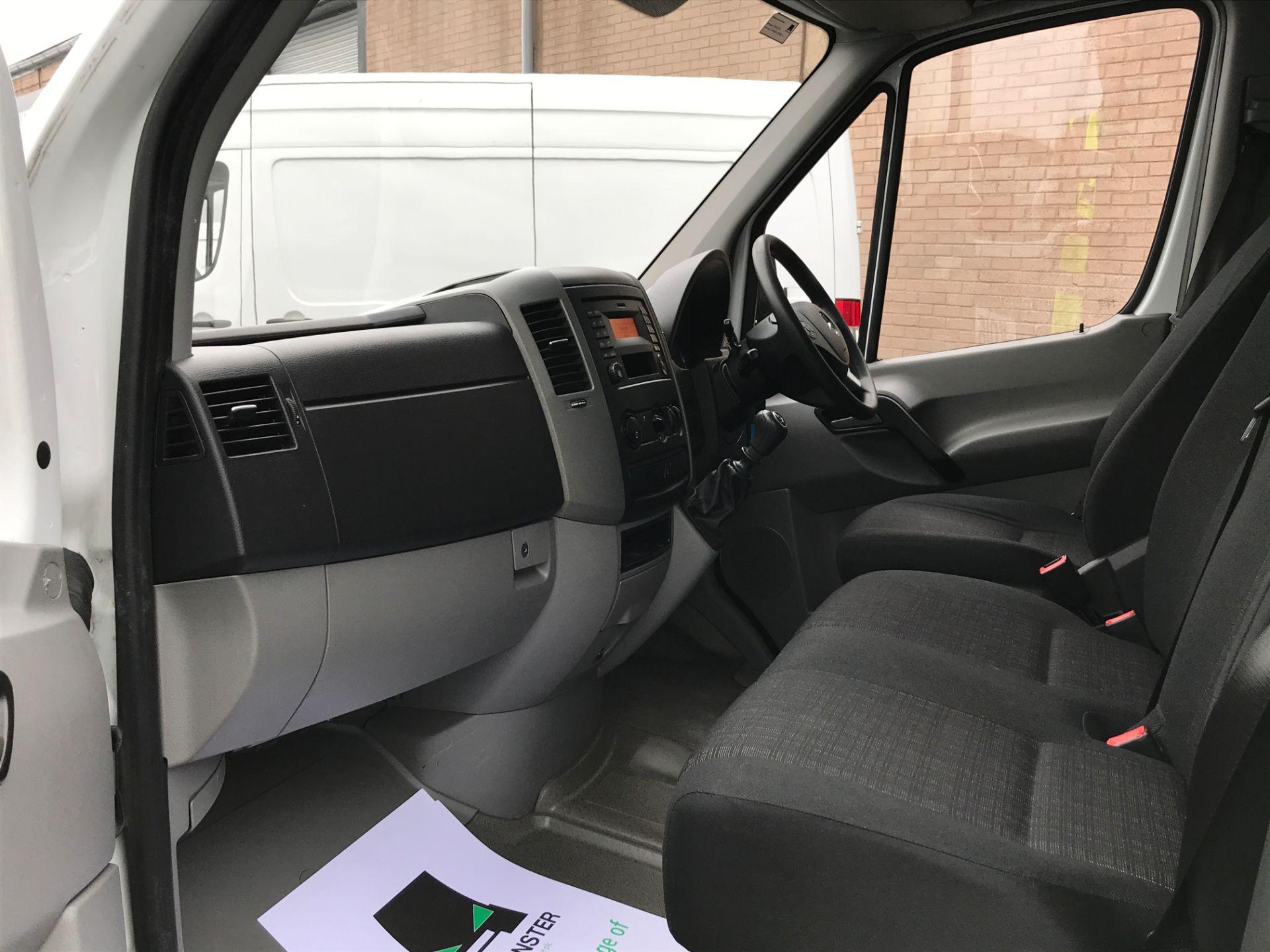 2017 Mercedes-Benz Sprinter 314CDI LWB HIGH ROOF 140PS EURO 6 (KU17DDB) Image 12