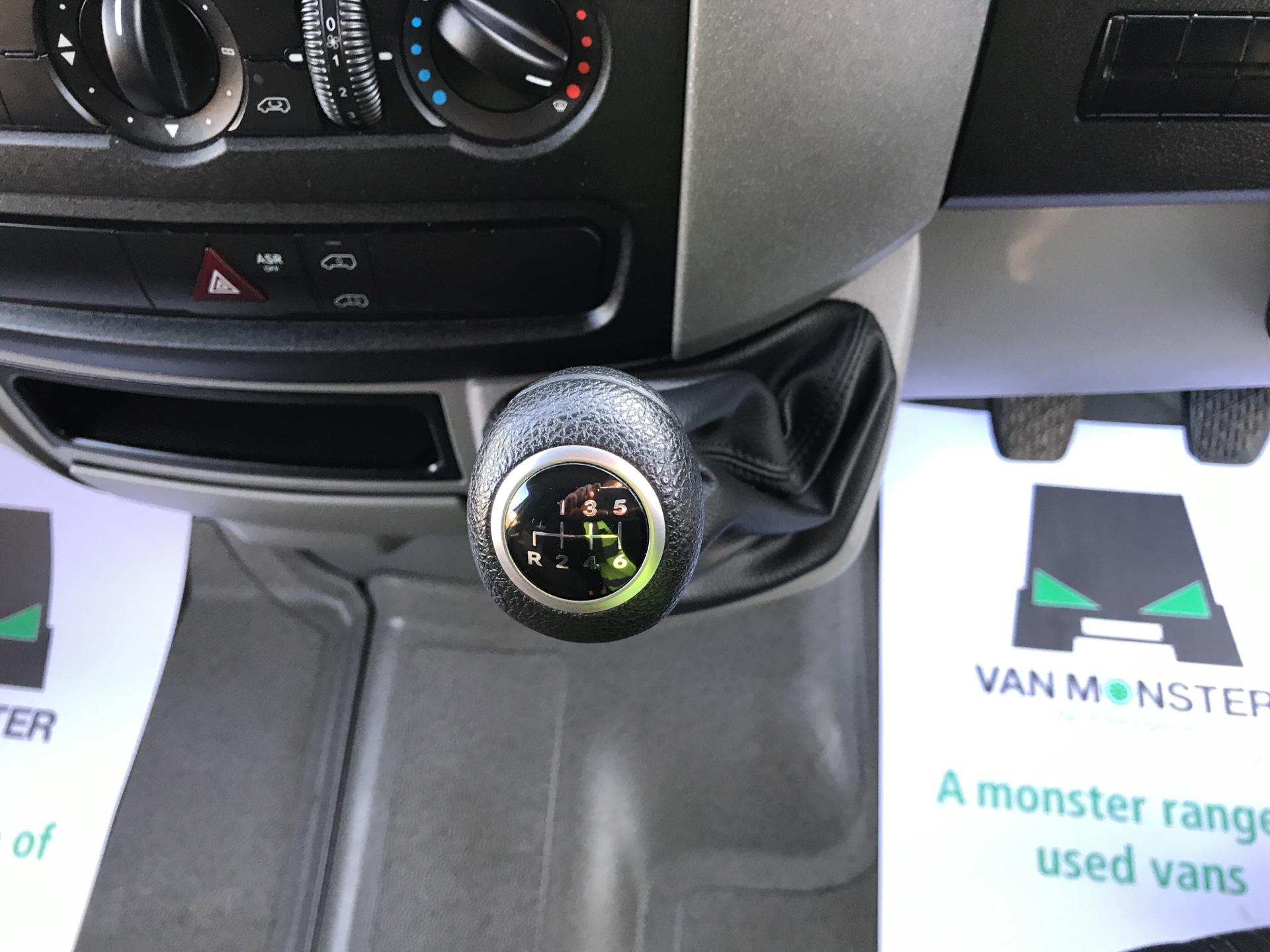 2017 Mercedes-Benz Sprinter  314 LWB H/R VAN EURO 6 (KU17DGW) Image 11