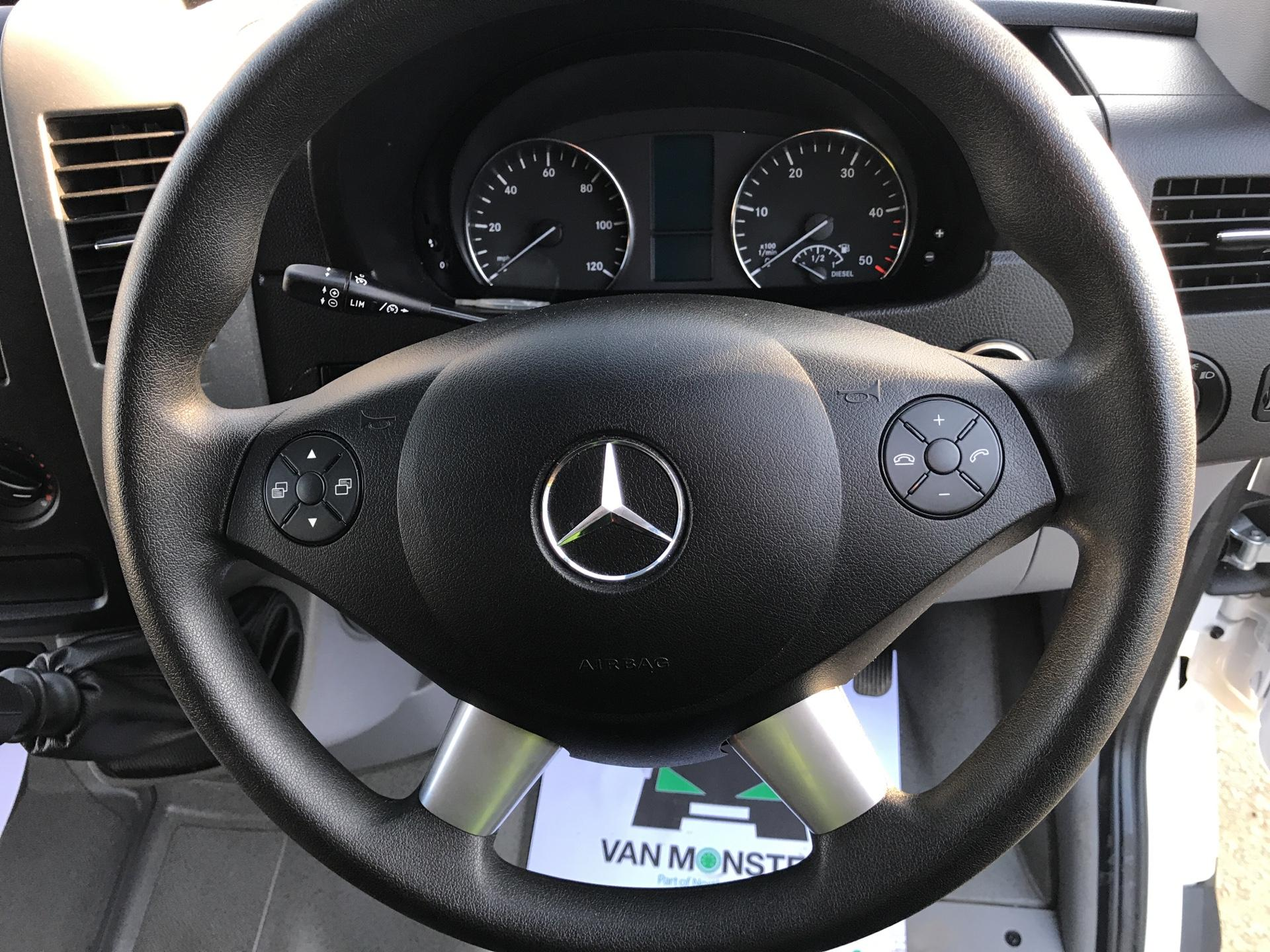 2017 Mercedes-Benz Sprinter  314 LWB H/R VAN EURO 6 (KU17DGW) Image 12
