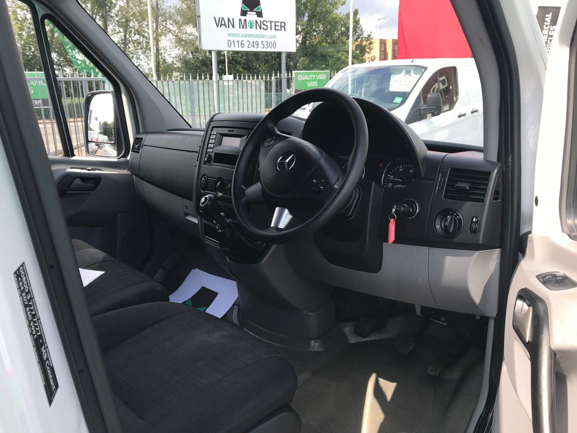 2017 Mercedes-Benz Sprinter 314 LWB H/R VAN EURO 6 (KU17DJC) Image 11