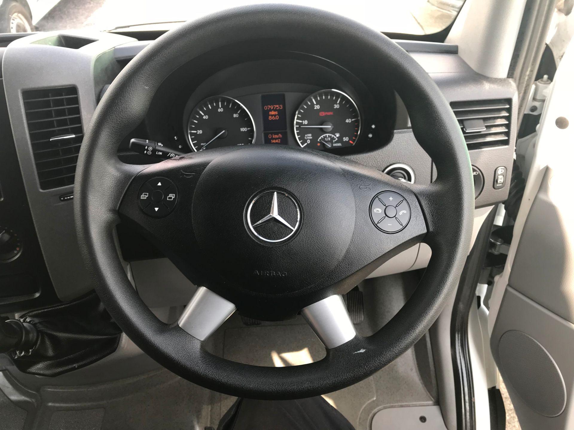 2017 Mercedes-Benz Sprinter 314 LWB H/R VAN EURO 6 (KU17DJC) Image 13