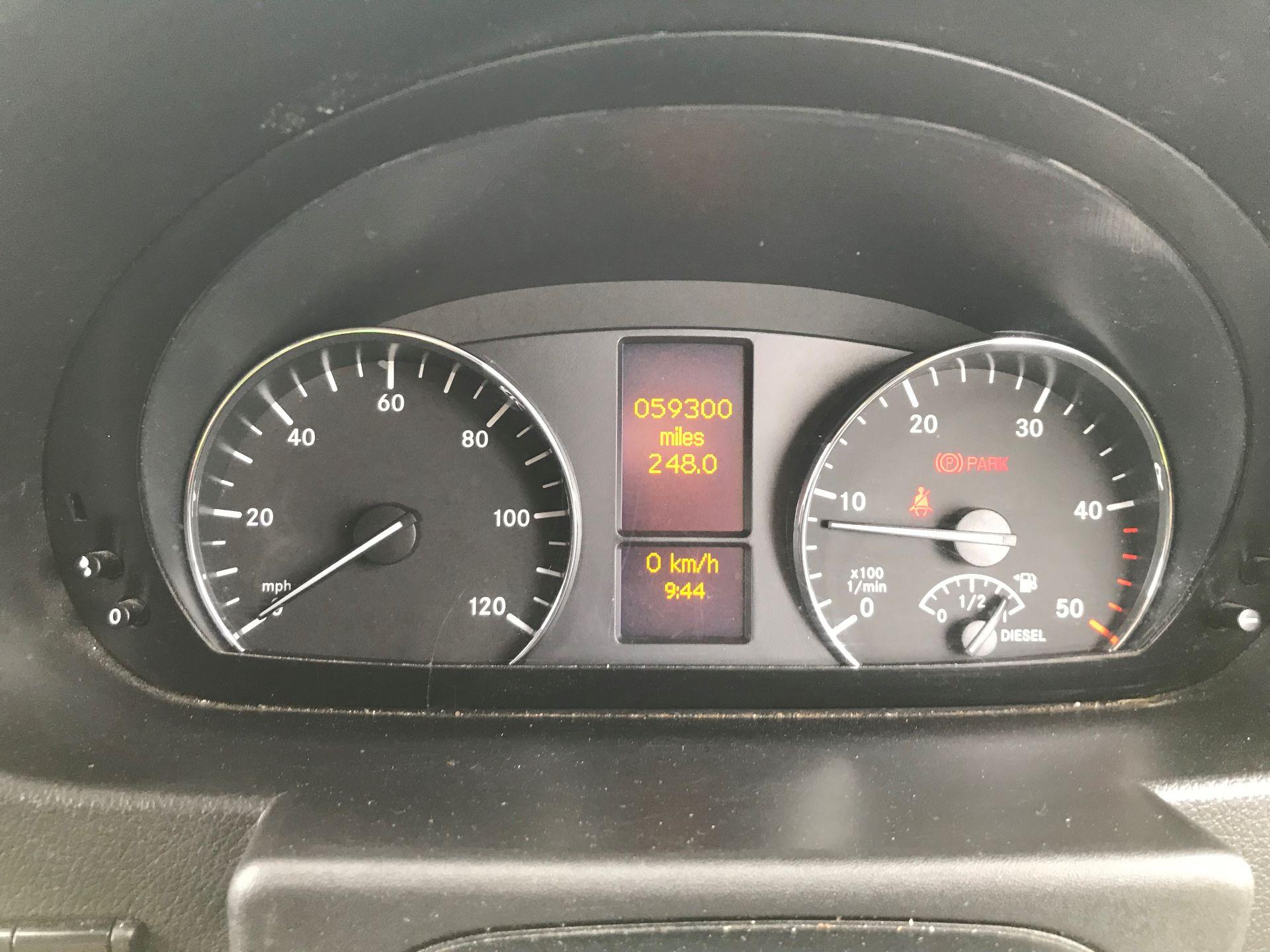 2017 Mercedes-Benz Sprinter  314 LWB H/R VAN EURO 6 (KU17DKT) Image 14