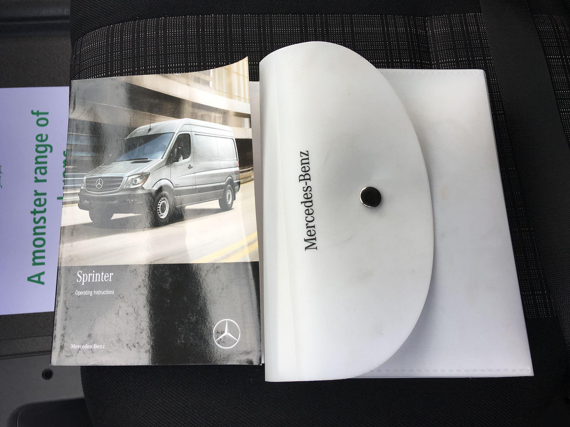 2017 Mercedes-Benz Sprinter 314 CDI LWB HIGH ROOF VAN EURO 6 (KU17DNS) Image 21