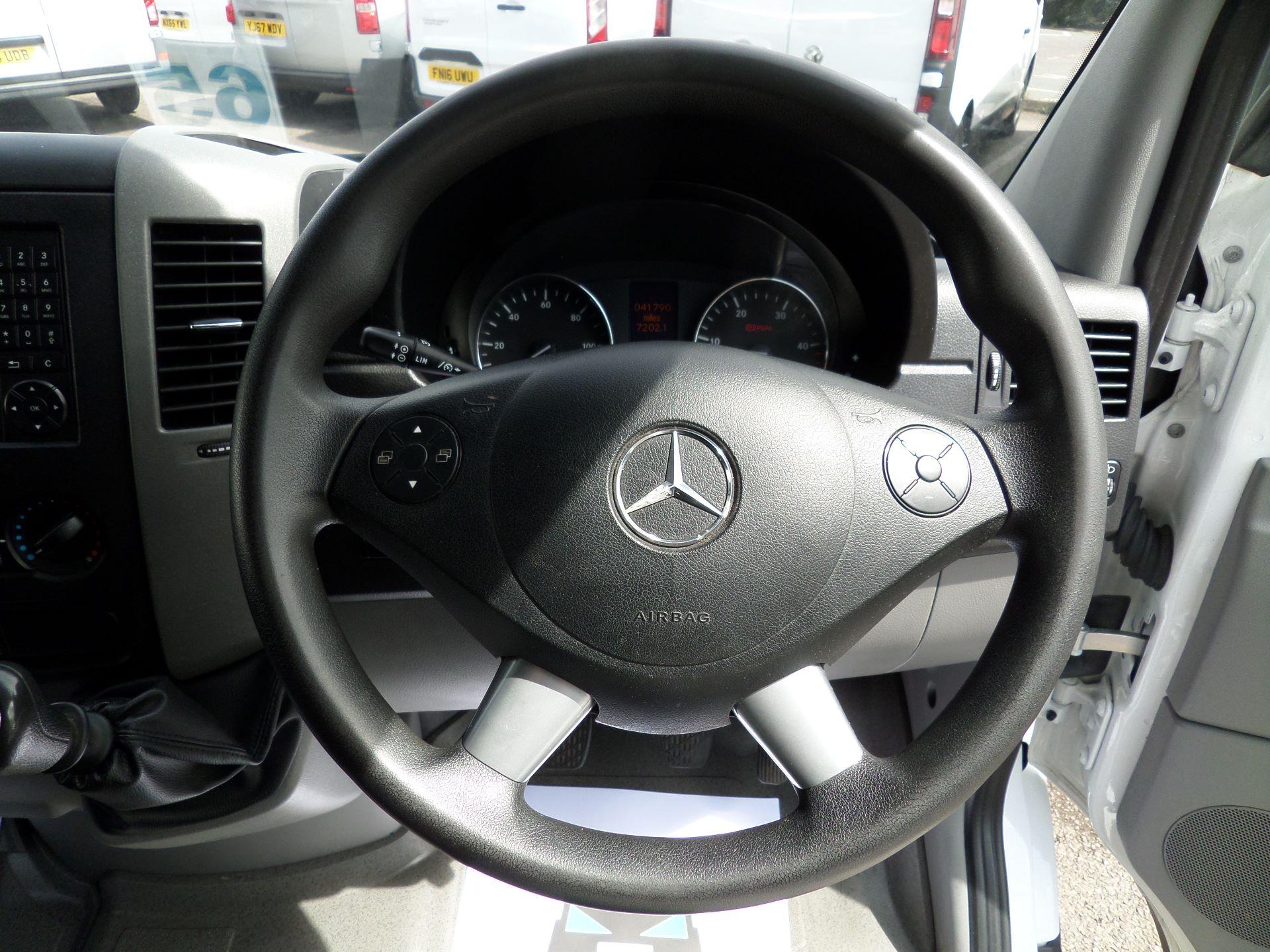 2017 Mercedes-Benz Sprinter  314 LWB H/R VAN EURO 6 (KU17DOK) Image 5