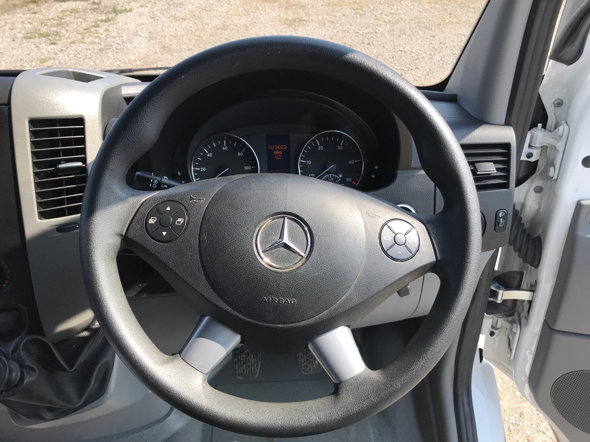 2017 Mercedes-Benz Sprinter 314 LWB H/R VAN EURO 6 (KU17DRG) Image 12