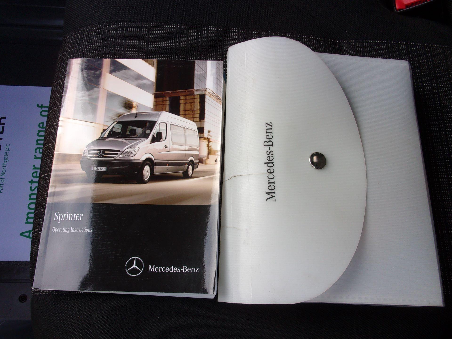 2017 Mercedes-Benz Sprinter 314 CDI LWB SINGLE CAB DROPSIDE EURO 6 (KU17HKY) Image 20