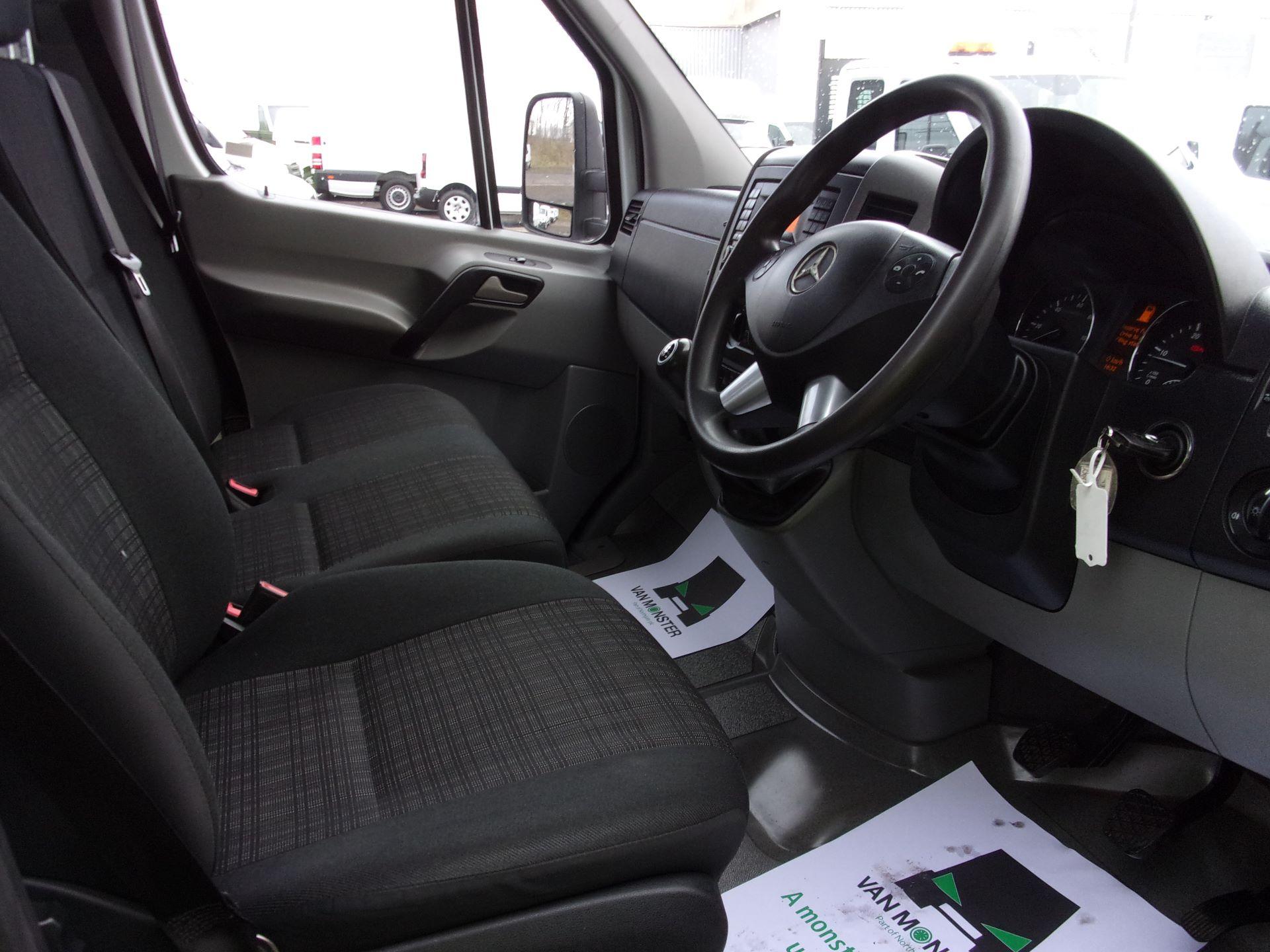 2017 Mercedes-Benz Sprinter 314 CDI LWB SINGLE CAB DROPSIDE EURO 6 (KU17HKY) Image 2