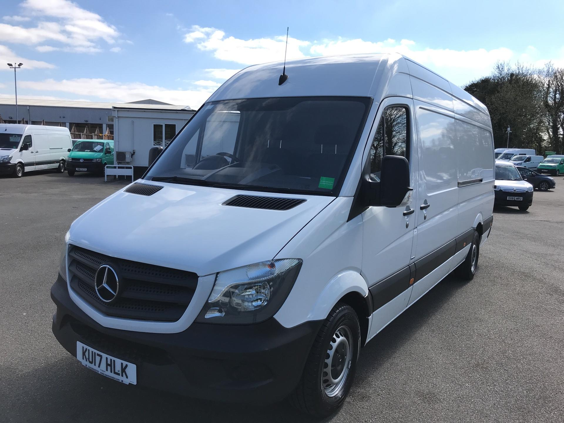 2017 Mercedes-Benz Sprinter  314CDI LWB HIGH ROOF 140PS EURO 6 (KU17HLK) Image 7