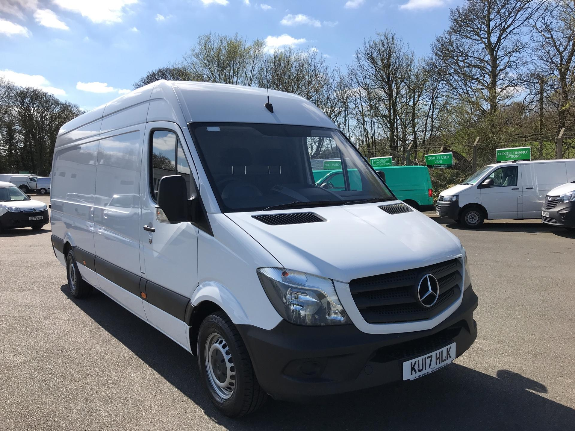2017 Mercedes-Benz Sprinter  314CDI LWB HIGH ROOF 140PS EURO 6 (KU17HLK) Thumbnail 1