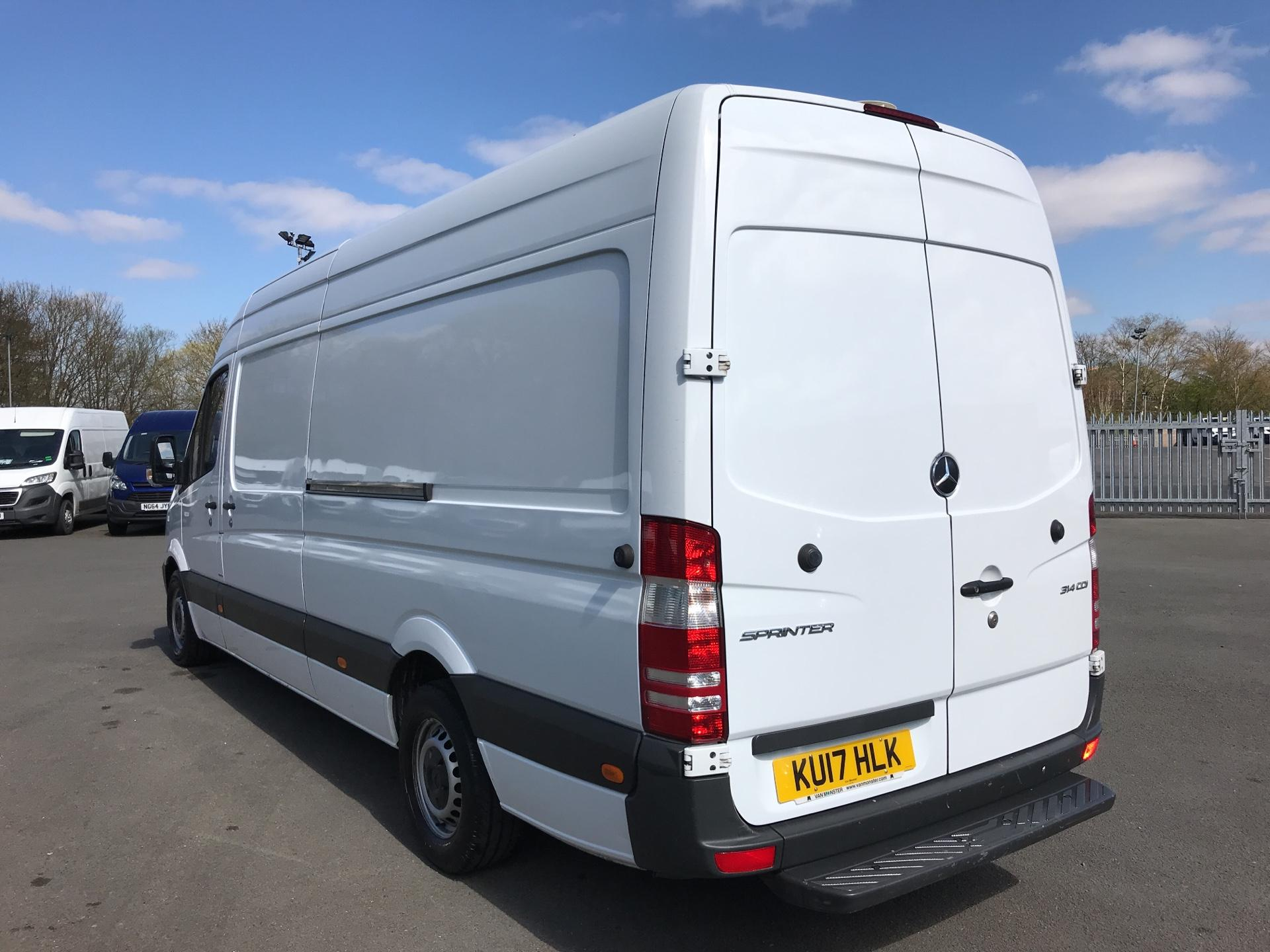 2017 Mercedes-Benz Sprinter  314CDI LWB HIGH ROOF 140PS EURO 6 (KU17HLK) Thumbnail 5